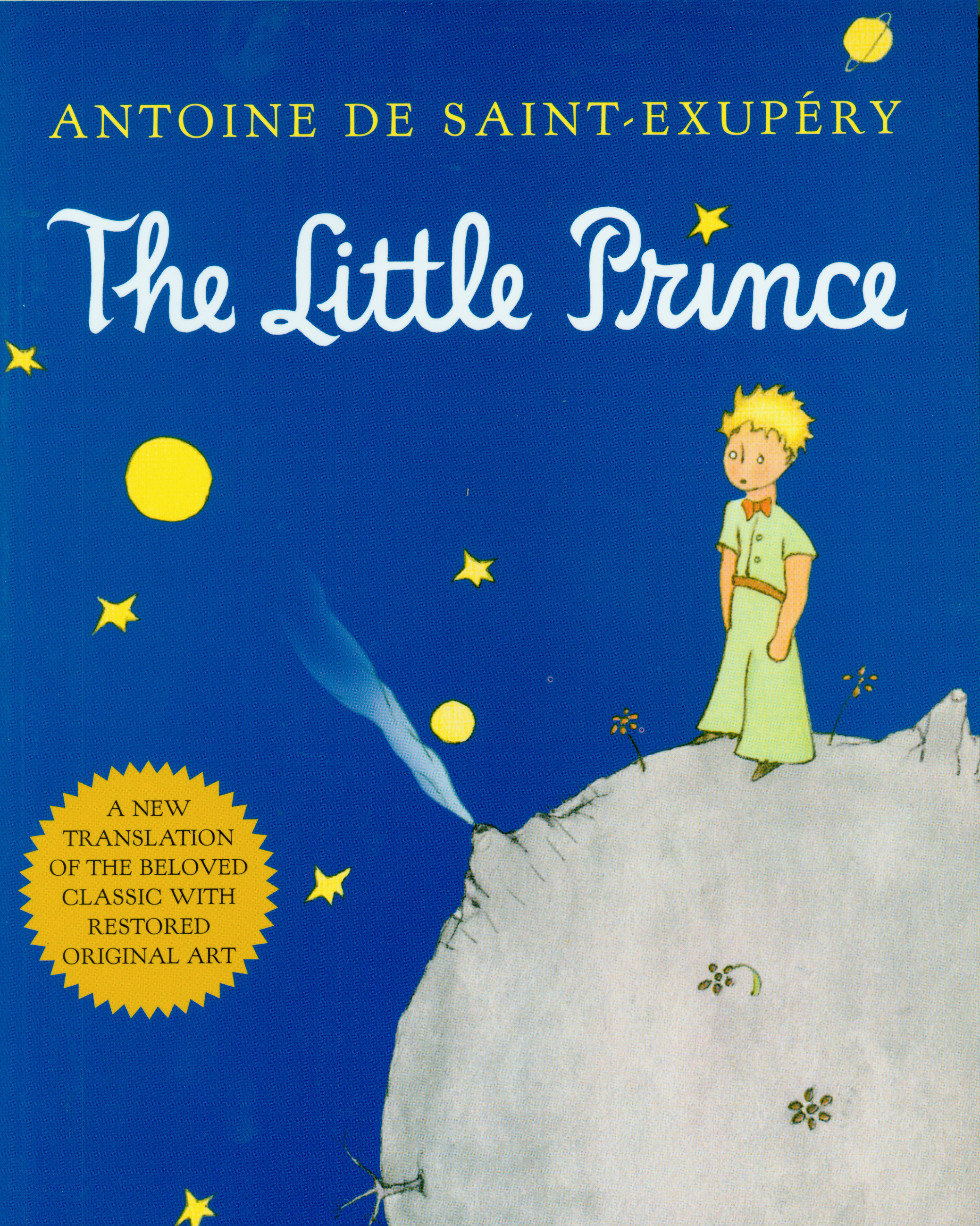 The Little Prince-9780156012072