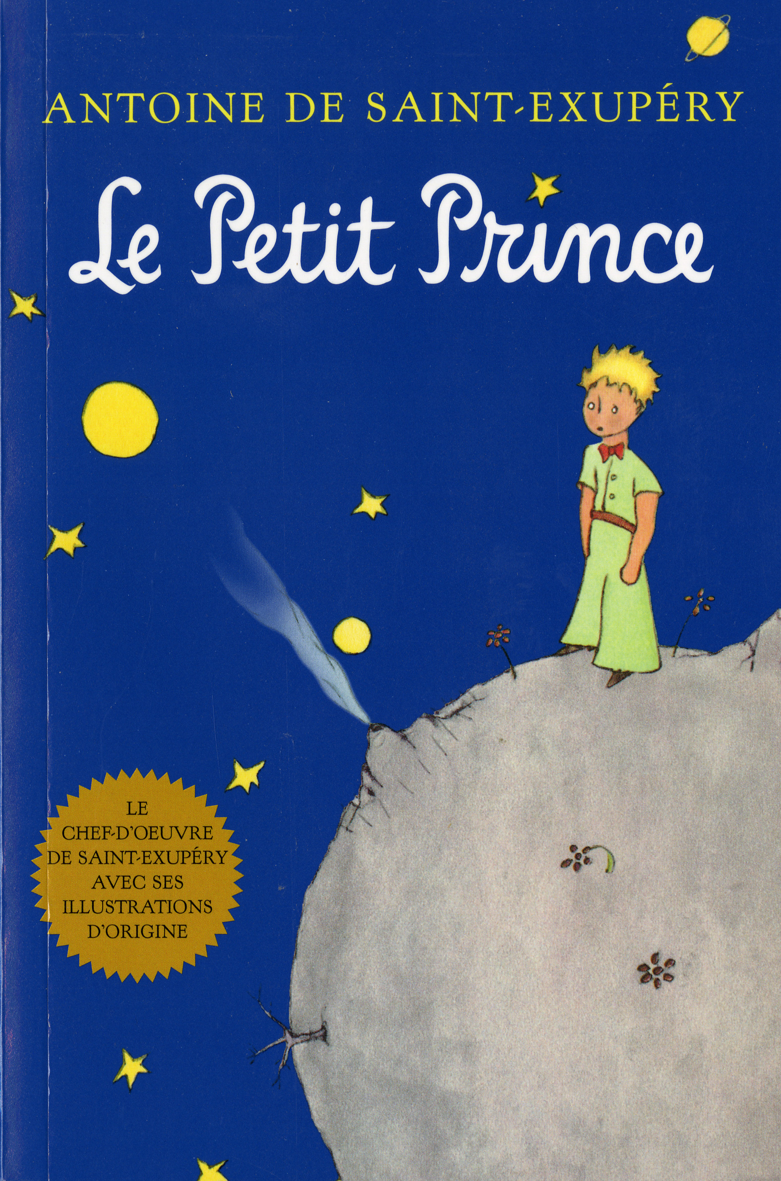 Le Petit Prince (French)-9780156013987