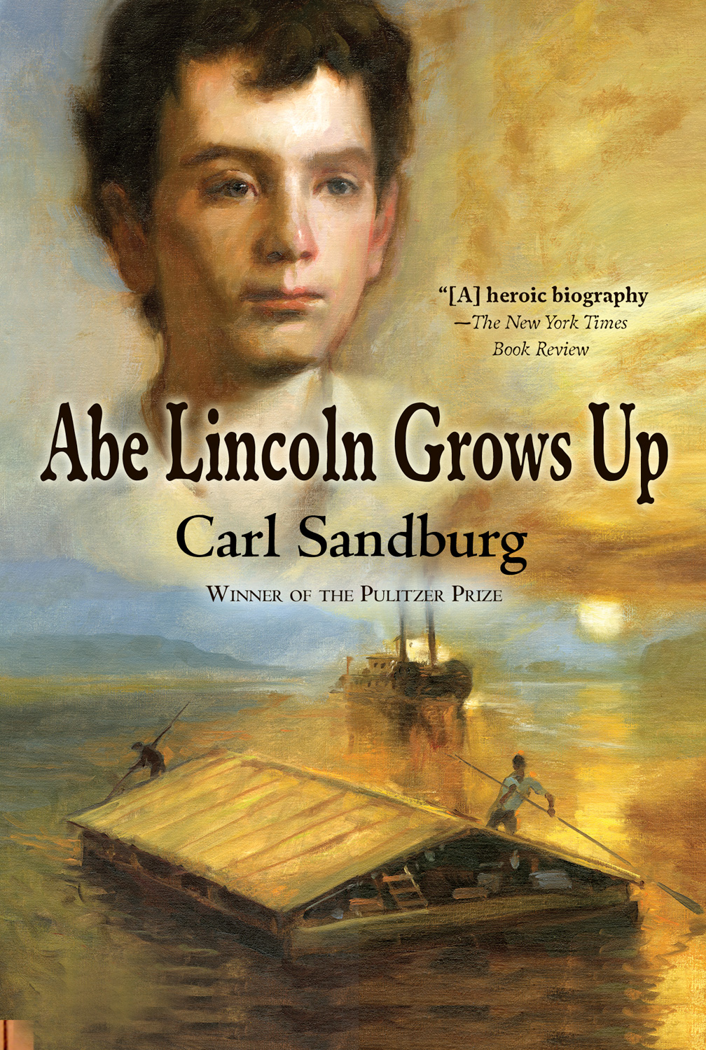 Abe Lincoln Grows Up-9780156026154