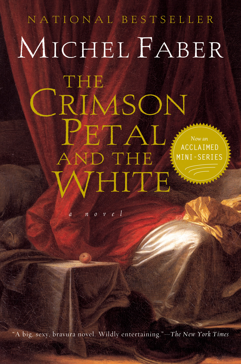 The Crimson Petal and the White-9780156028776