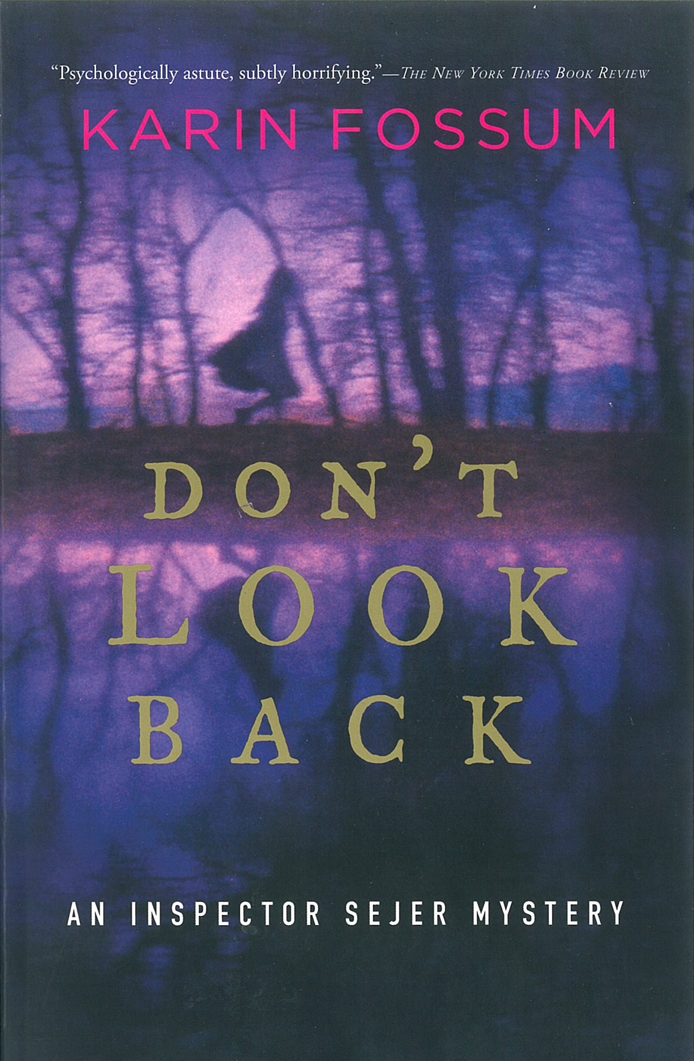Don't Look Back-9780156031363