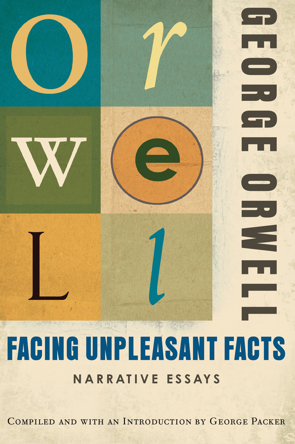 Facing Unpleasant Facts-9780156033138