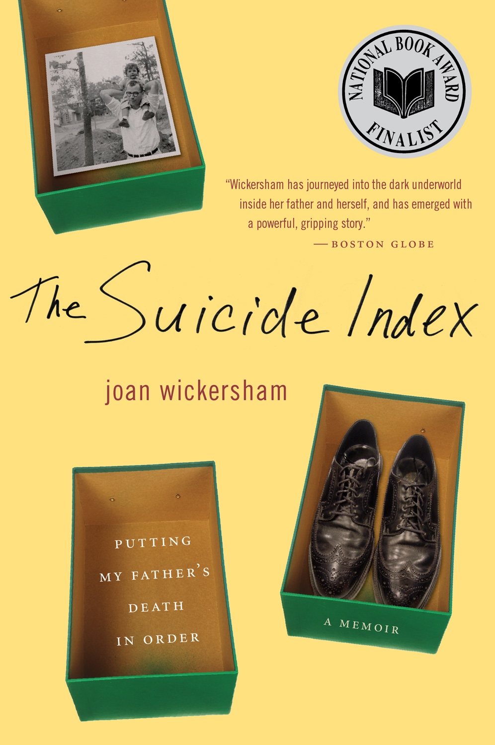 The Suicide Index-9780156033800