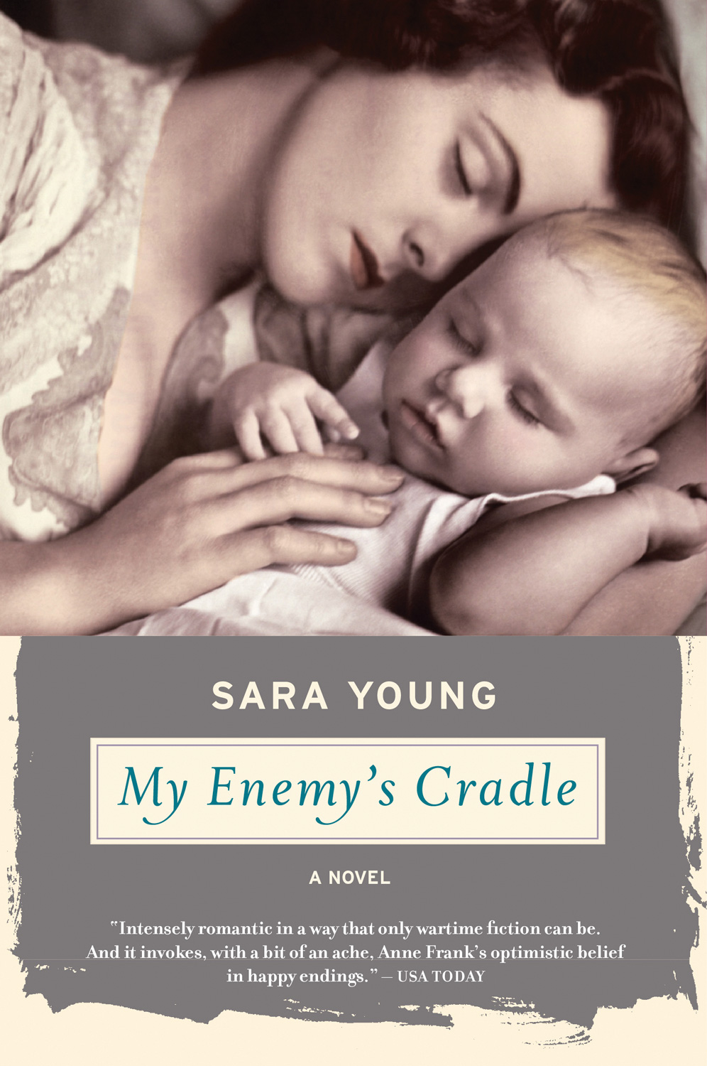 My Enemy's Cradle-9780156034333