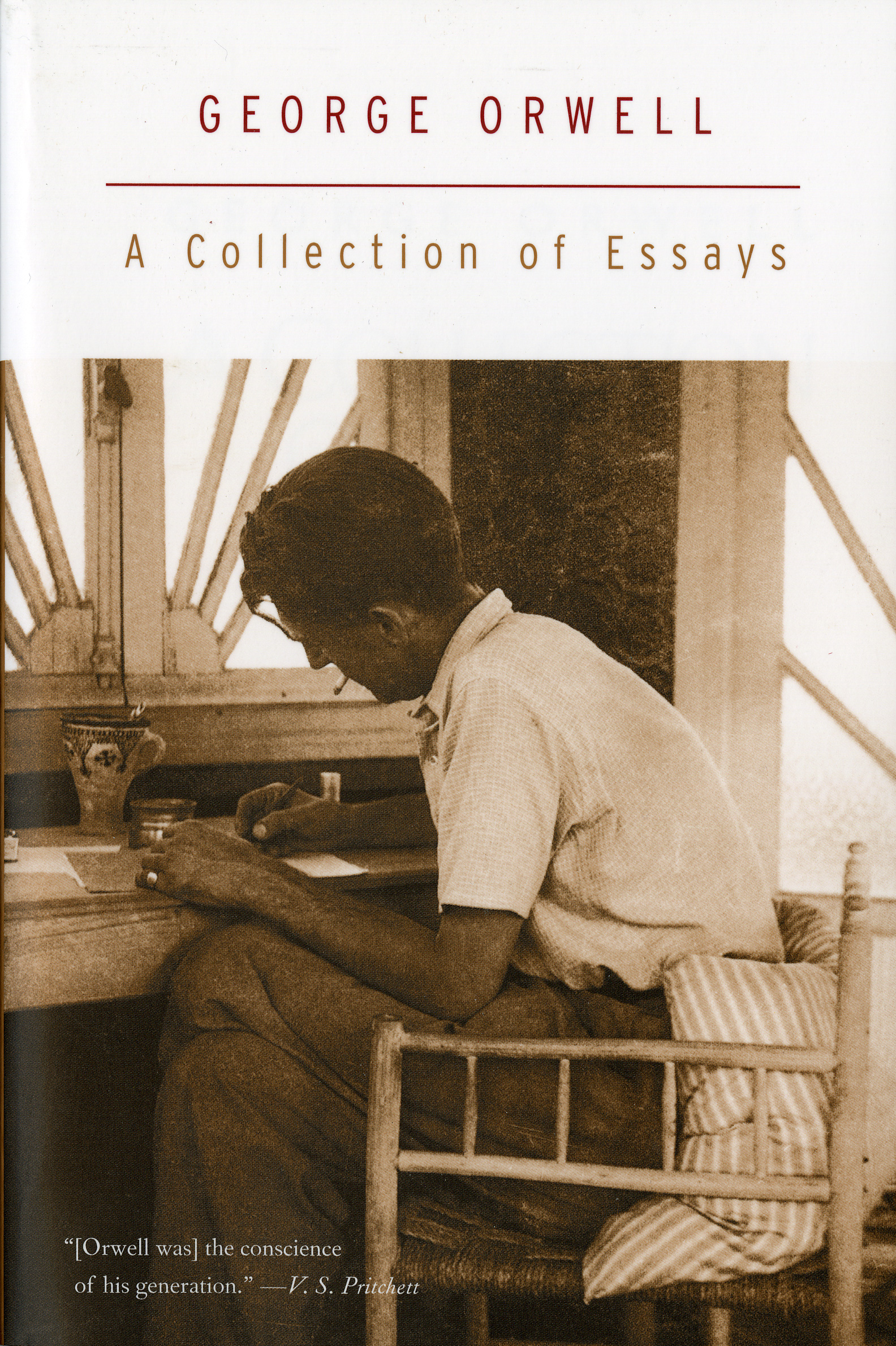 A Collection of Essays-9780156186001