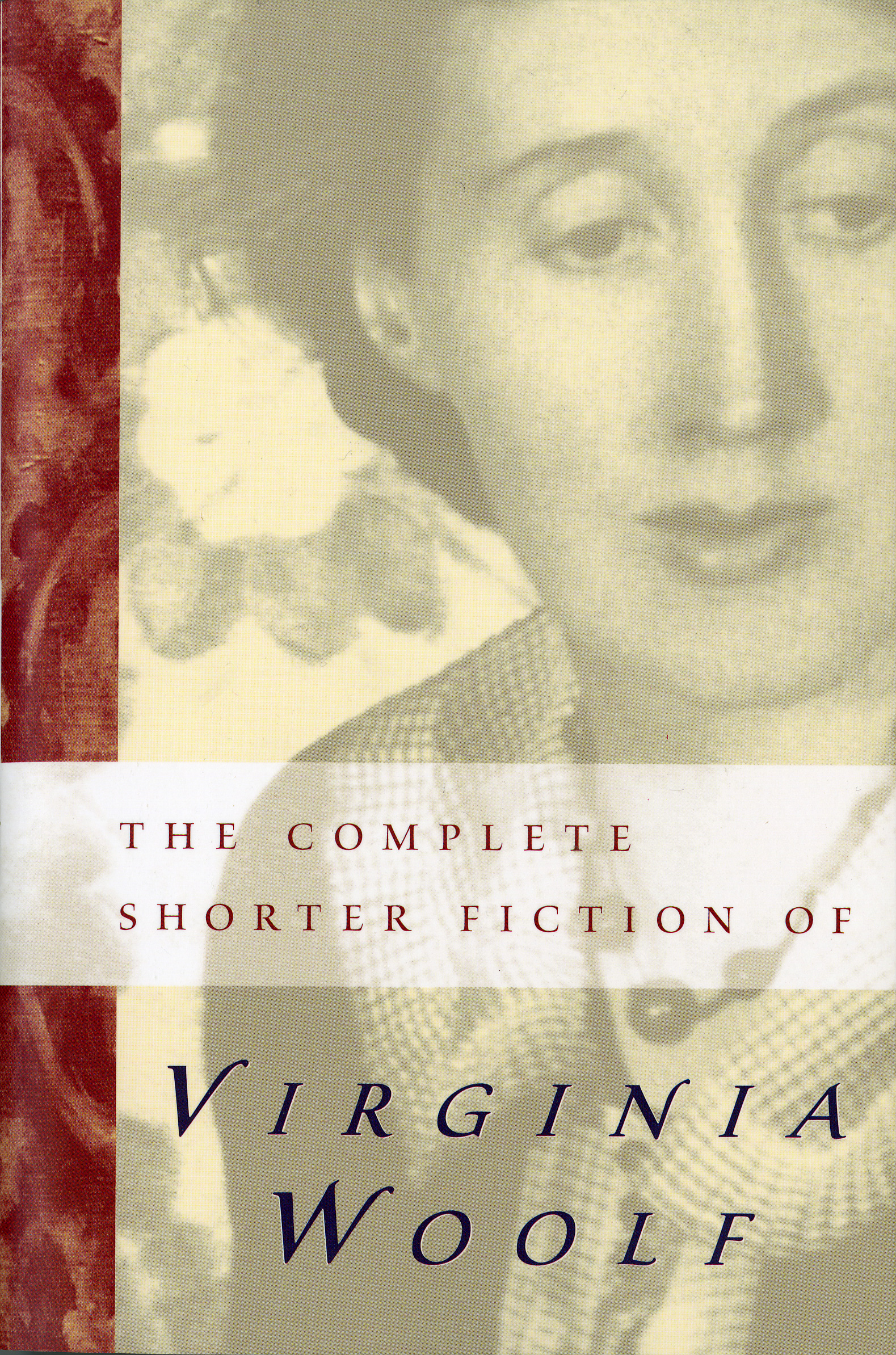 The Complete Shorter Fiction of Virginia Woolf-9780156212502