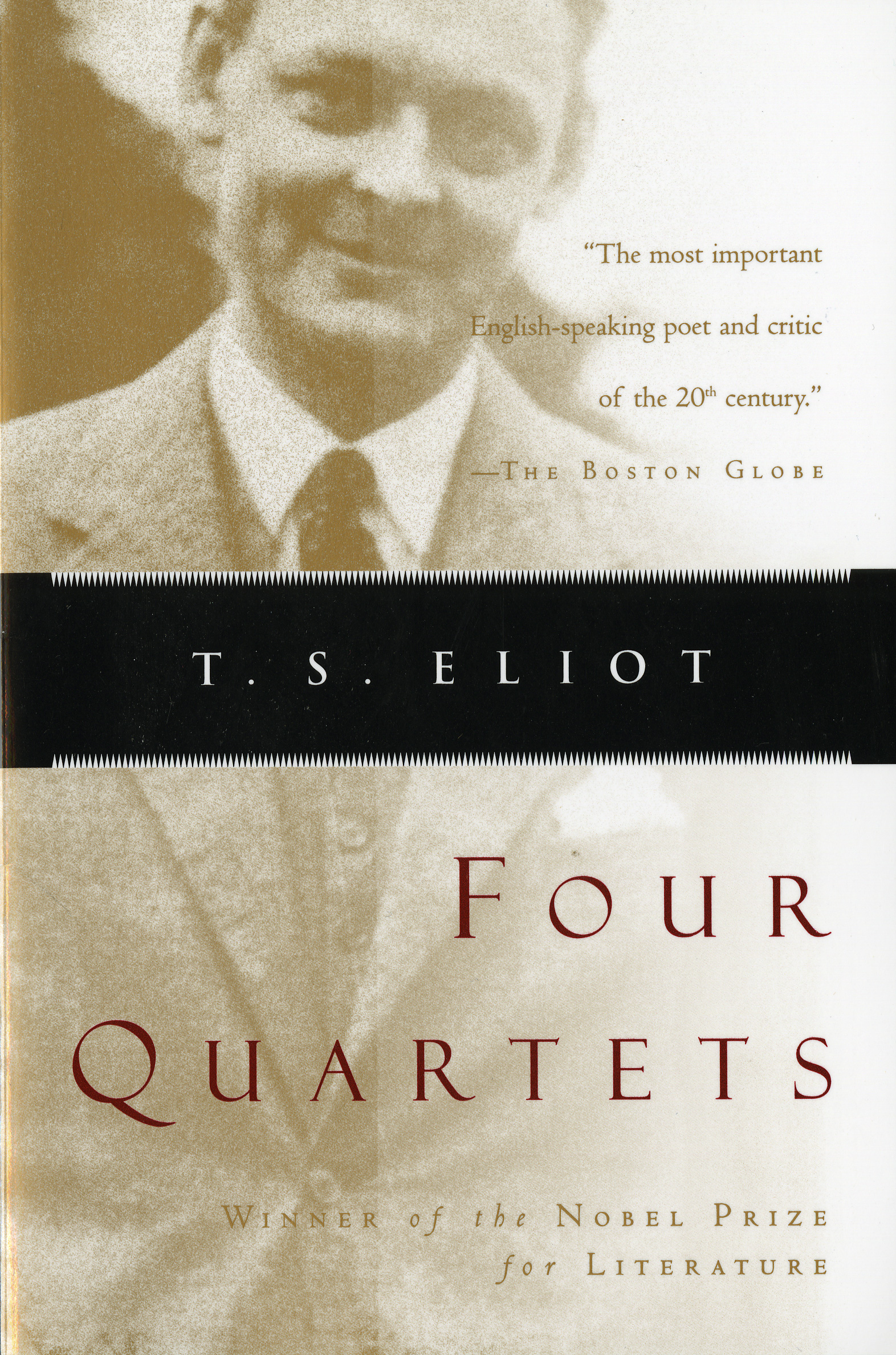 Four Quartets-9780156332255