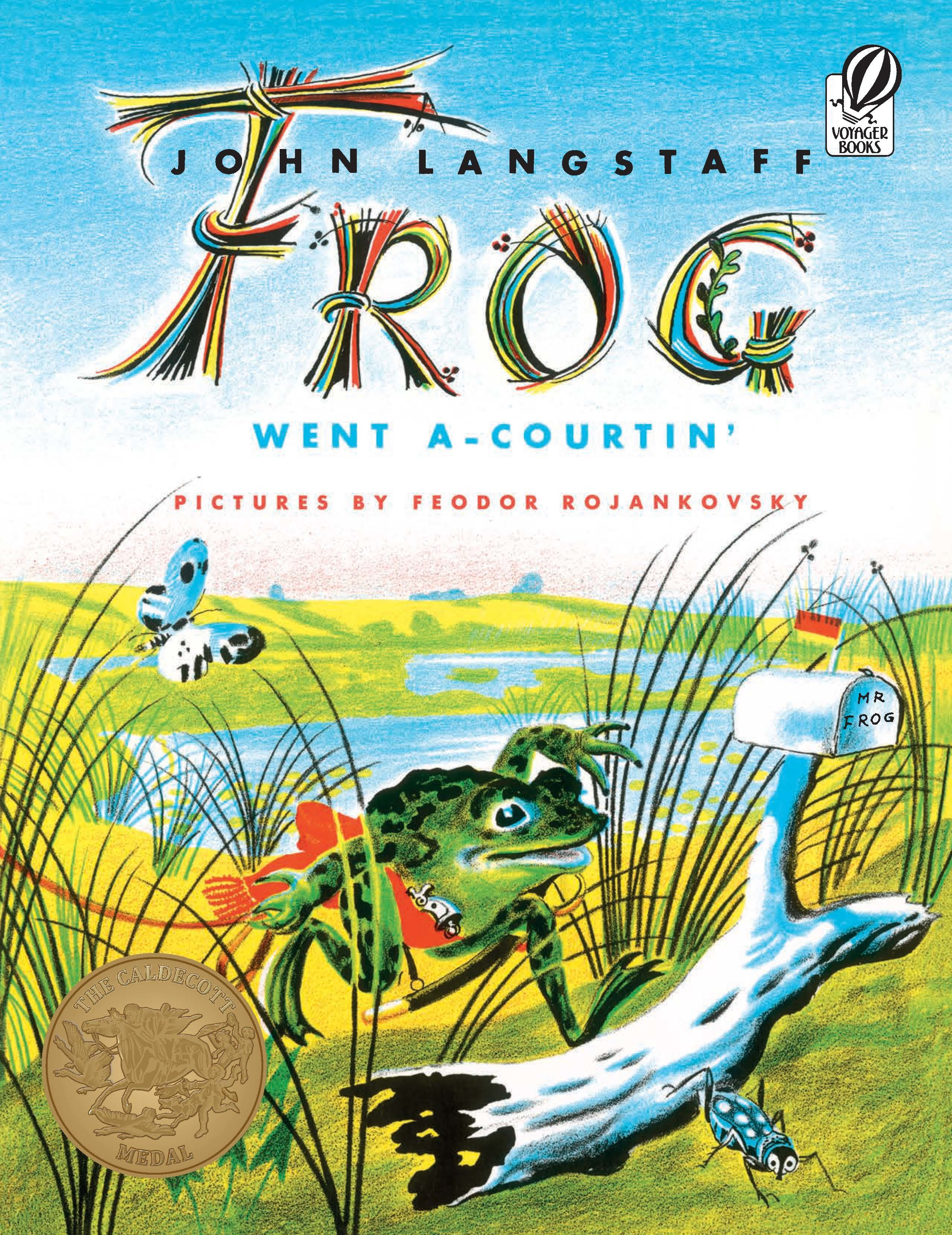 Frog Went A-Courtin'-9780156339001