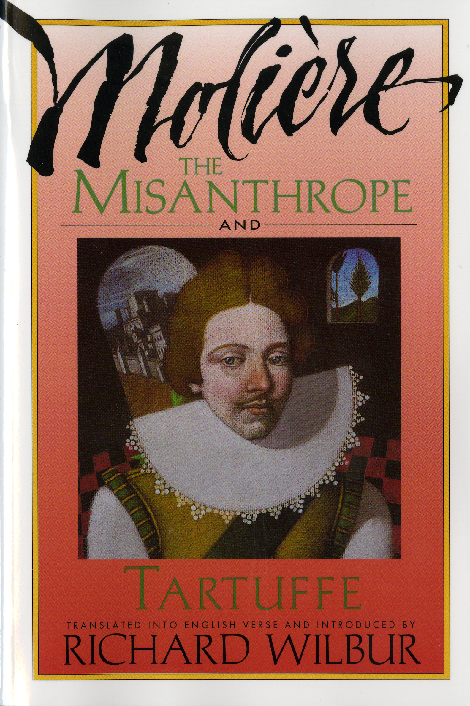The Misanthrope and Tartuffe, by Molière-9780156605175