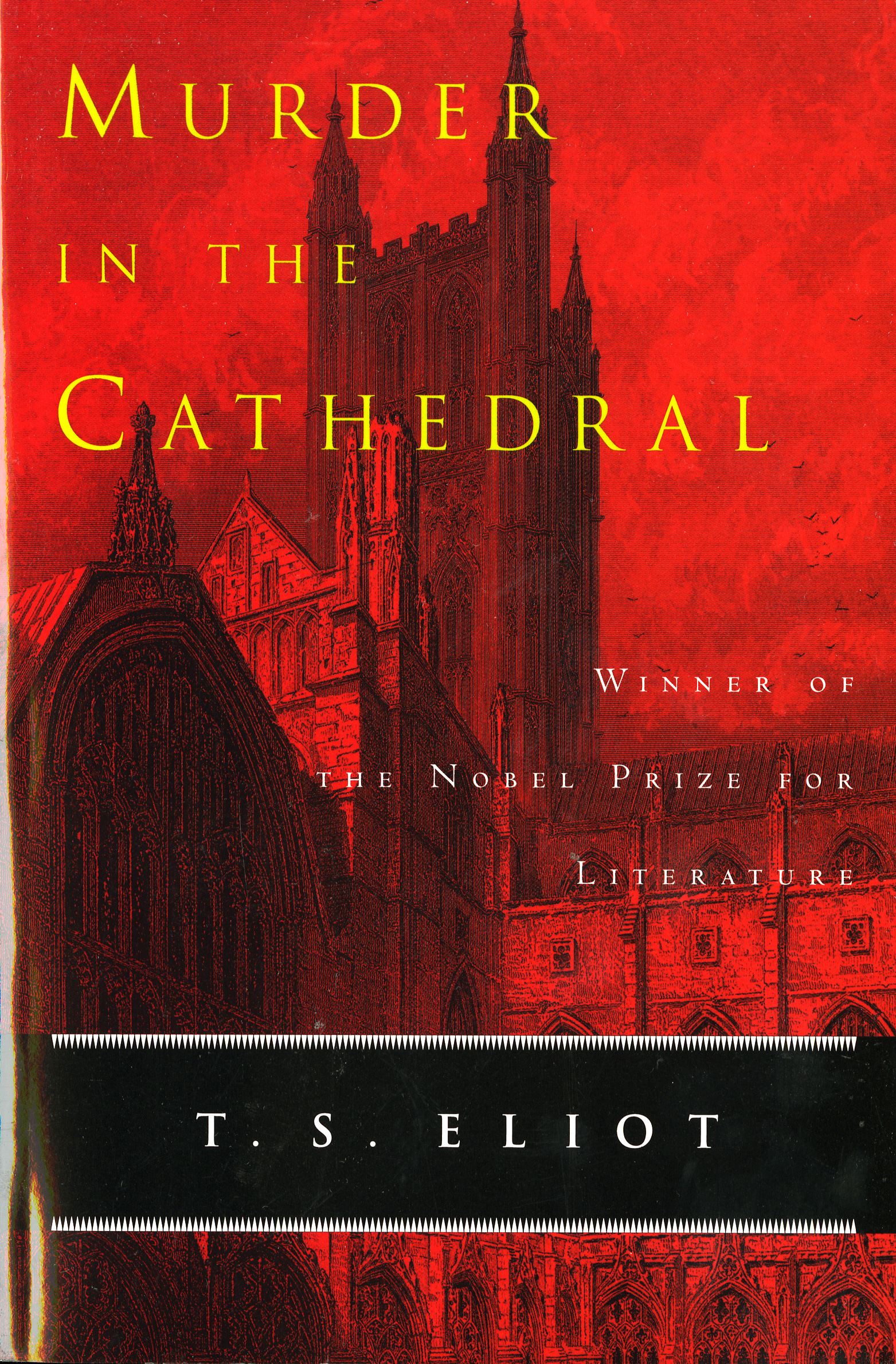 Murder in the Cathedral-9780156632775