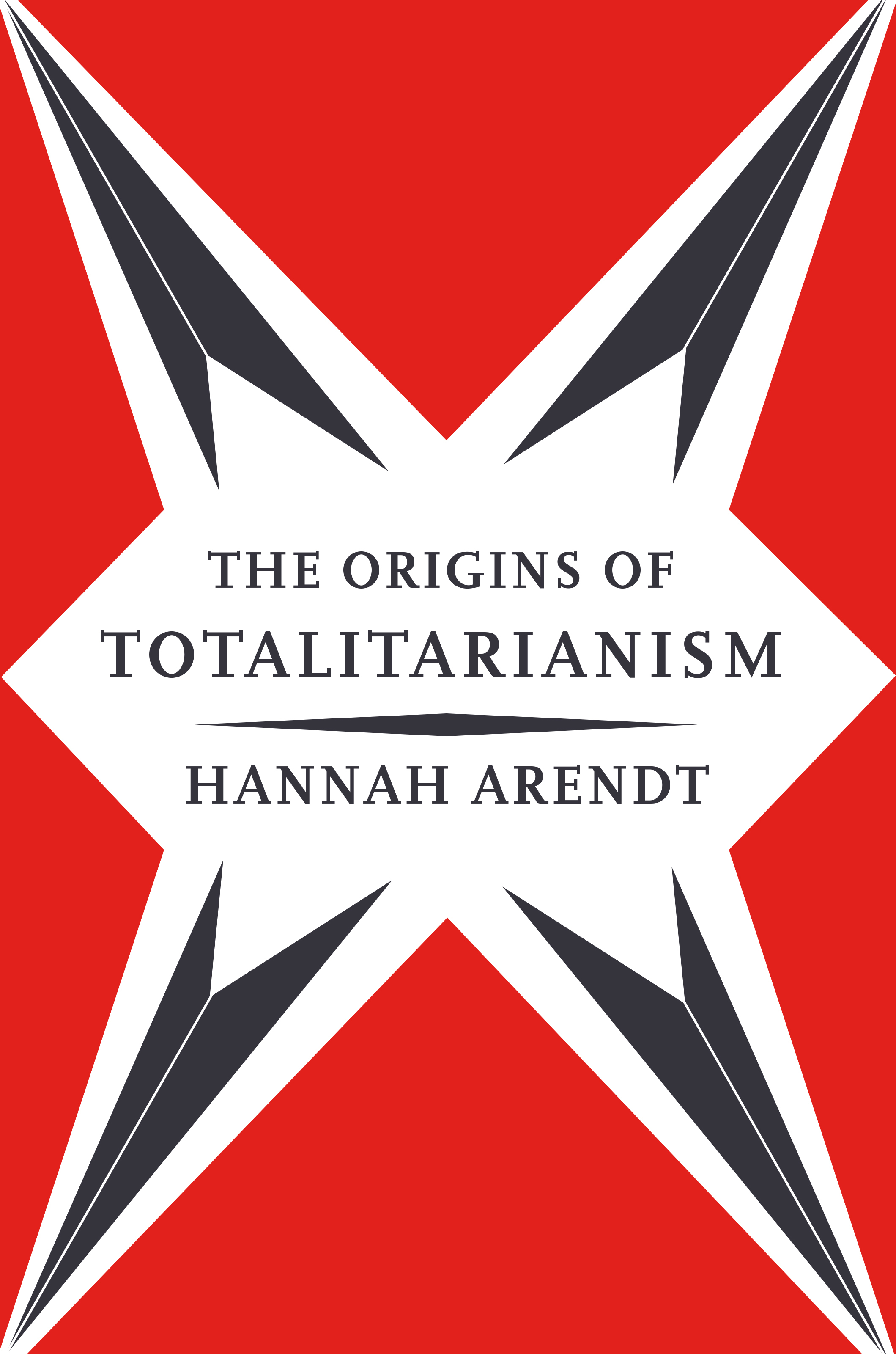 The Origins of Totalitarianism-9780156701532