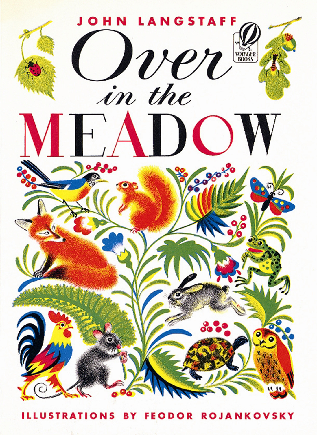 Over in the Meadow-9780156705004