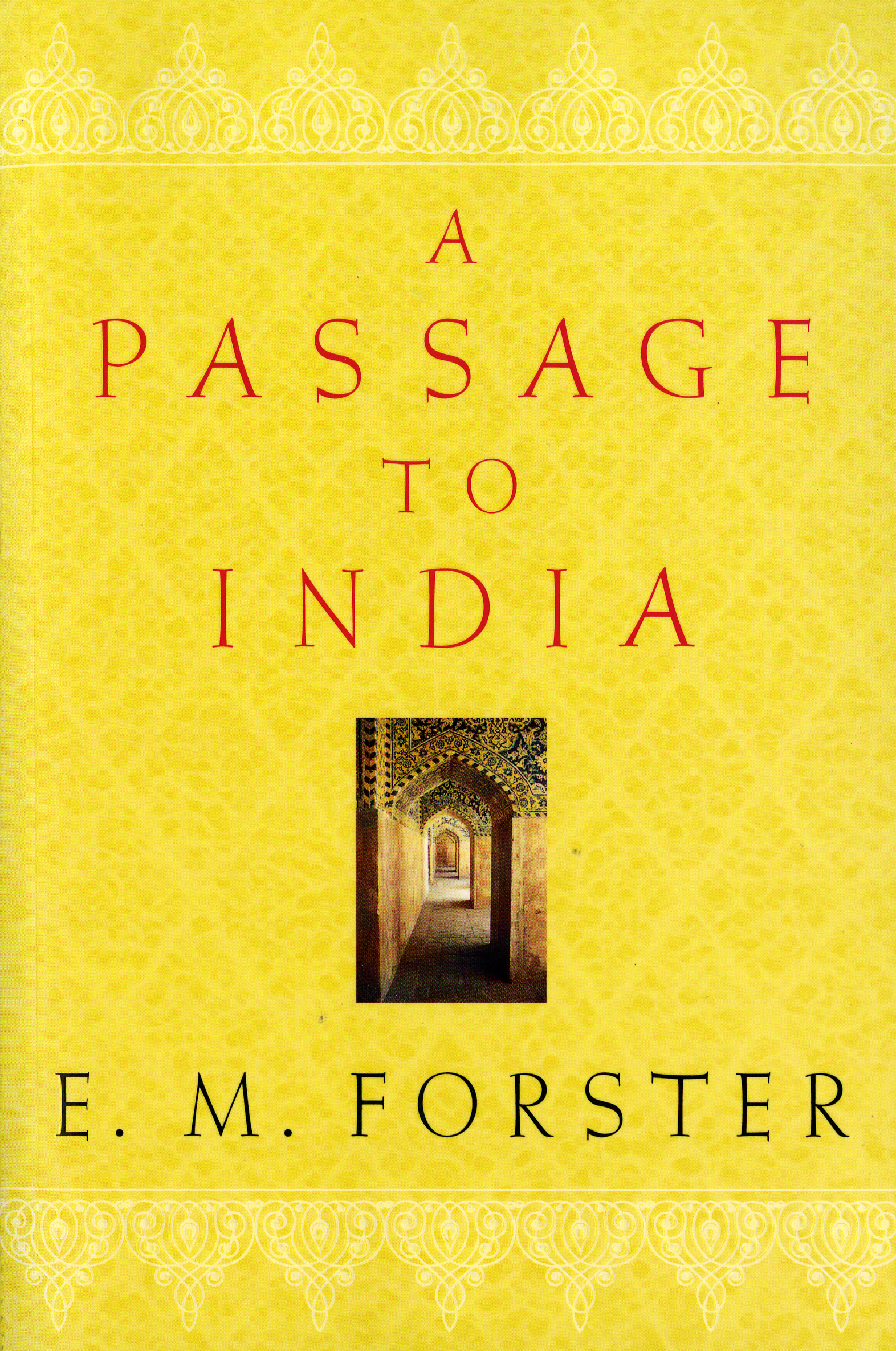 A Passage to India-9780156711425