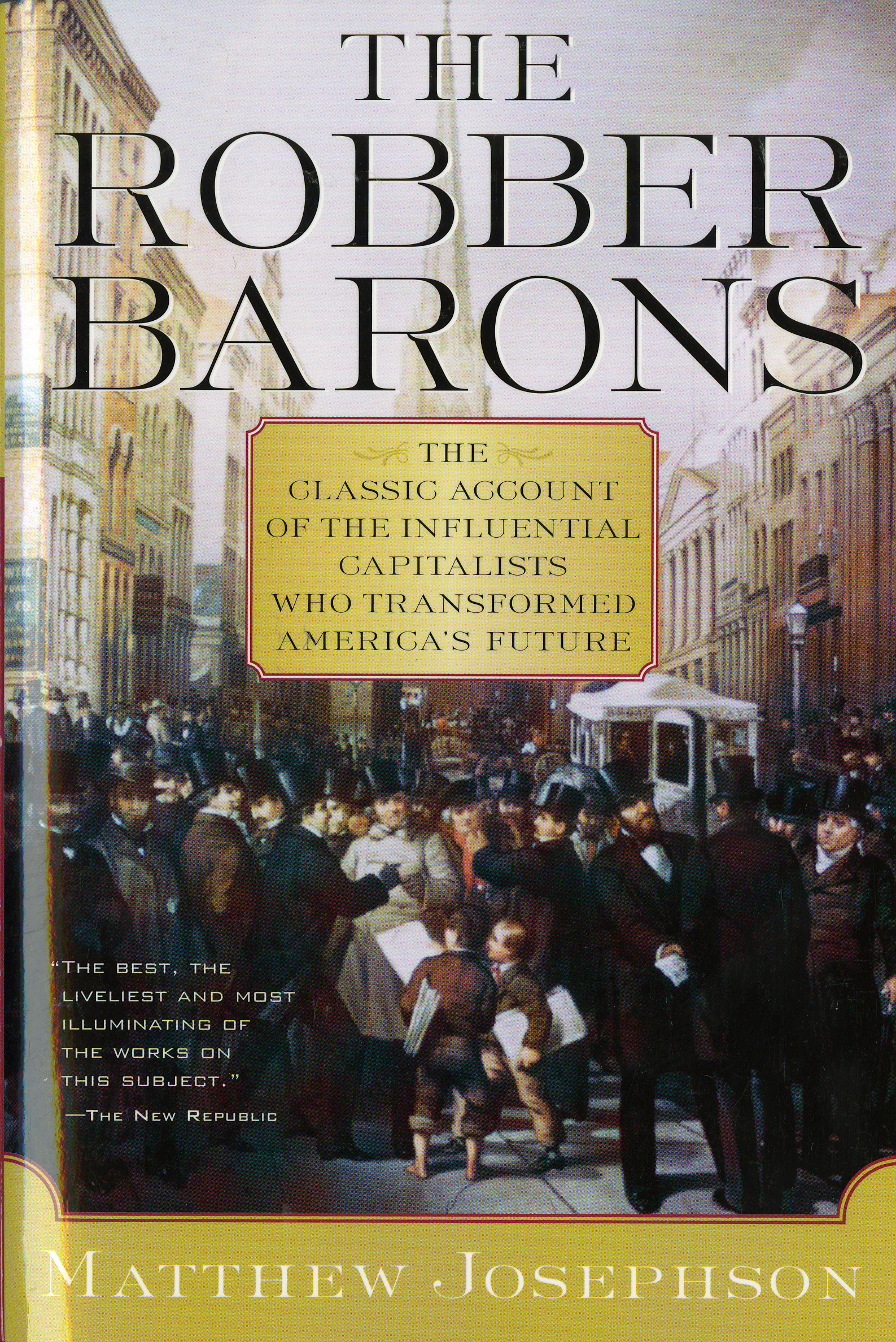 The Robber Barons-9780156767903