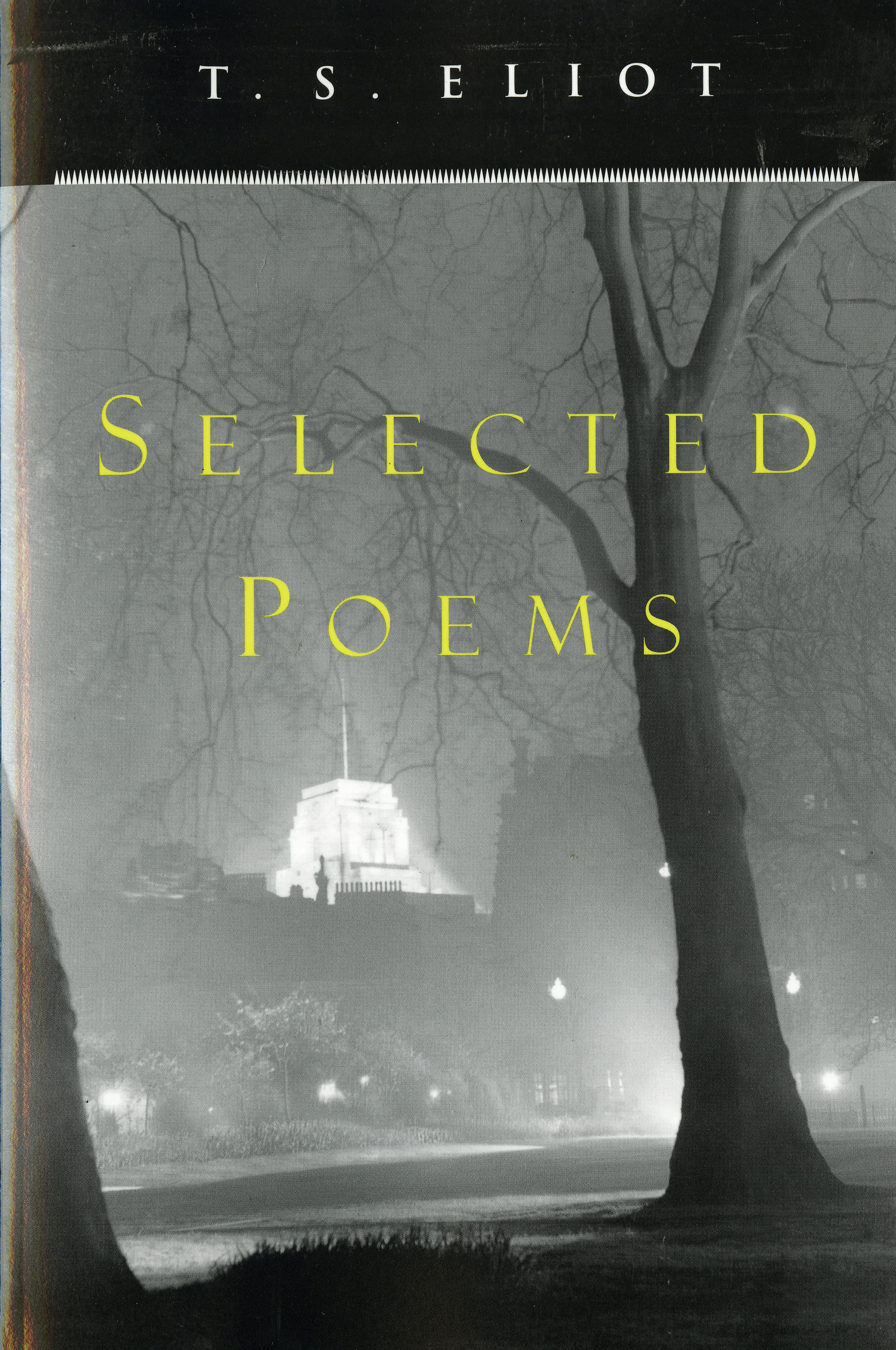 Selected Poems-9780156806473