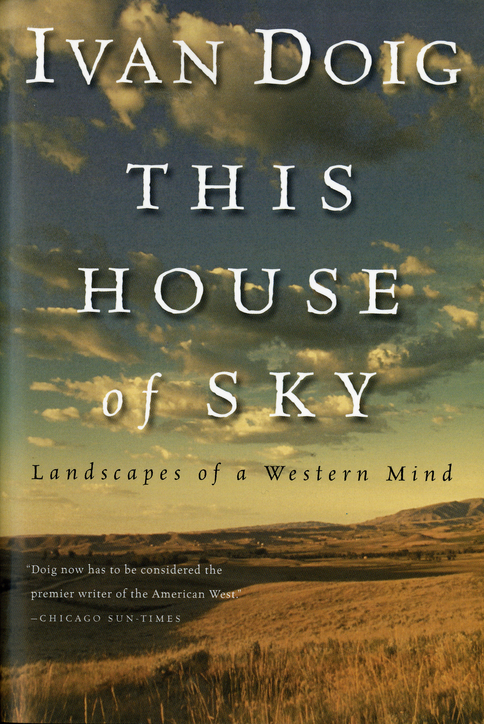 This House of Sky-9780156899826