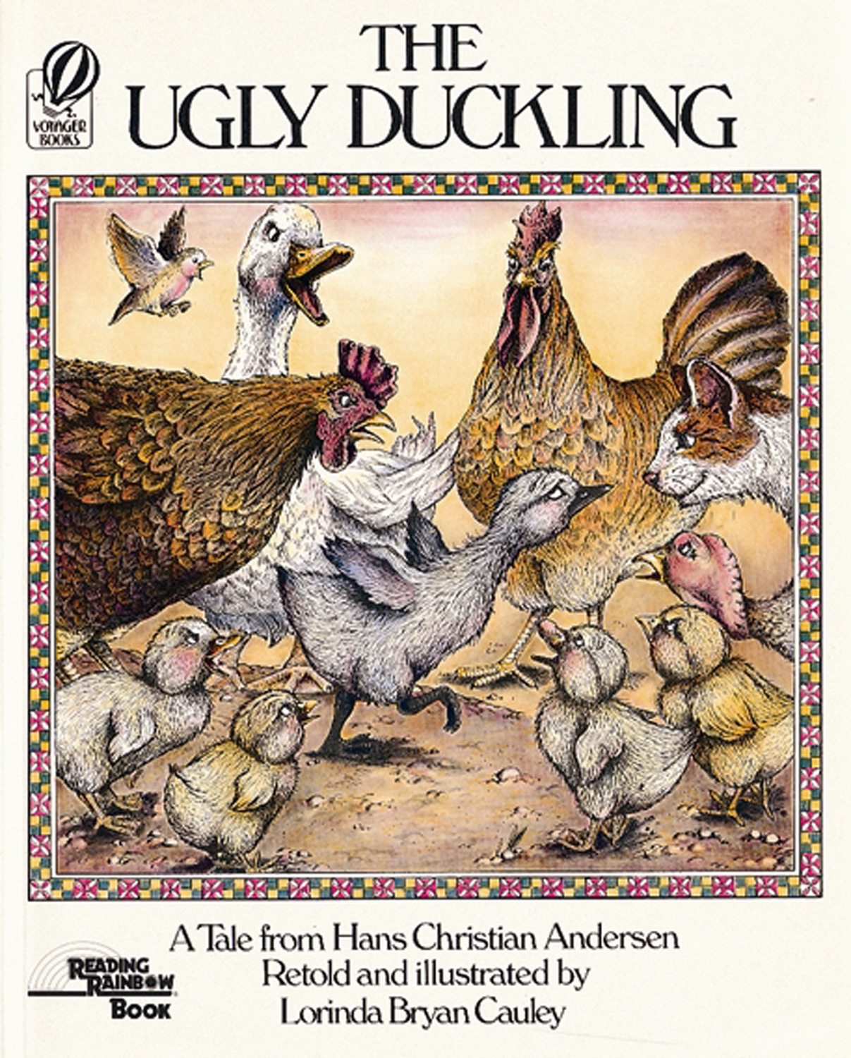 The Ugly Duckling-9780156925280