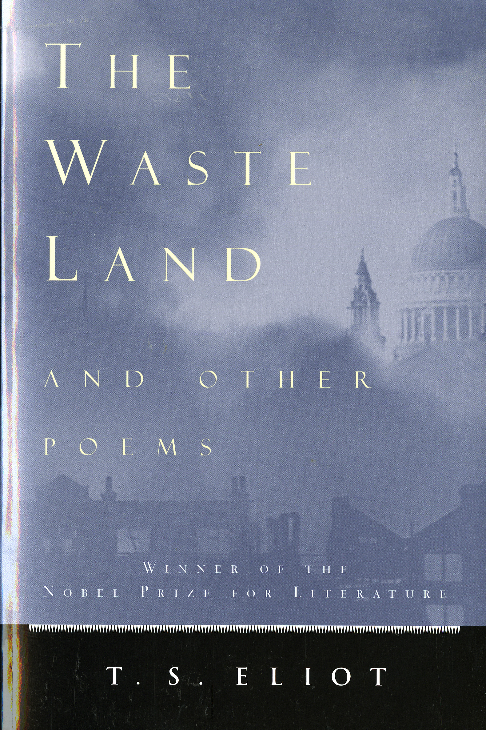 The Waste Land and Other Poems-9780156948777