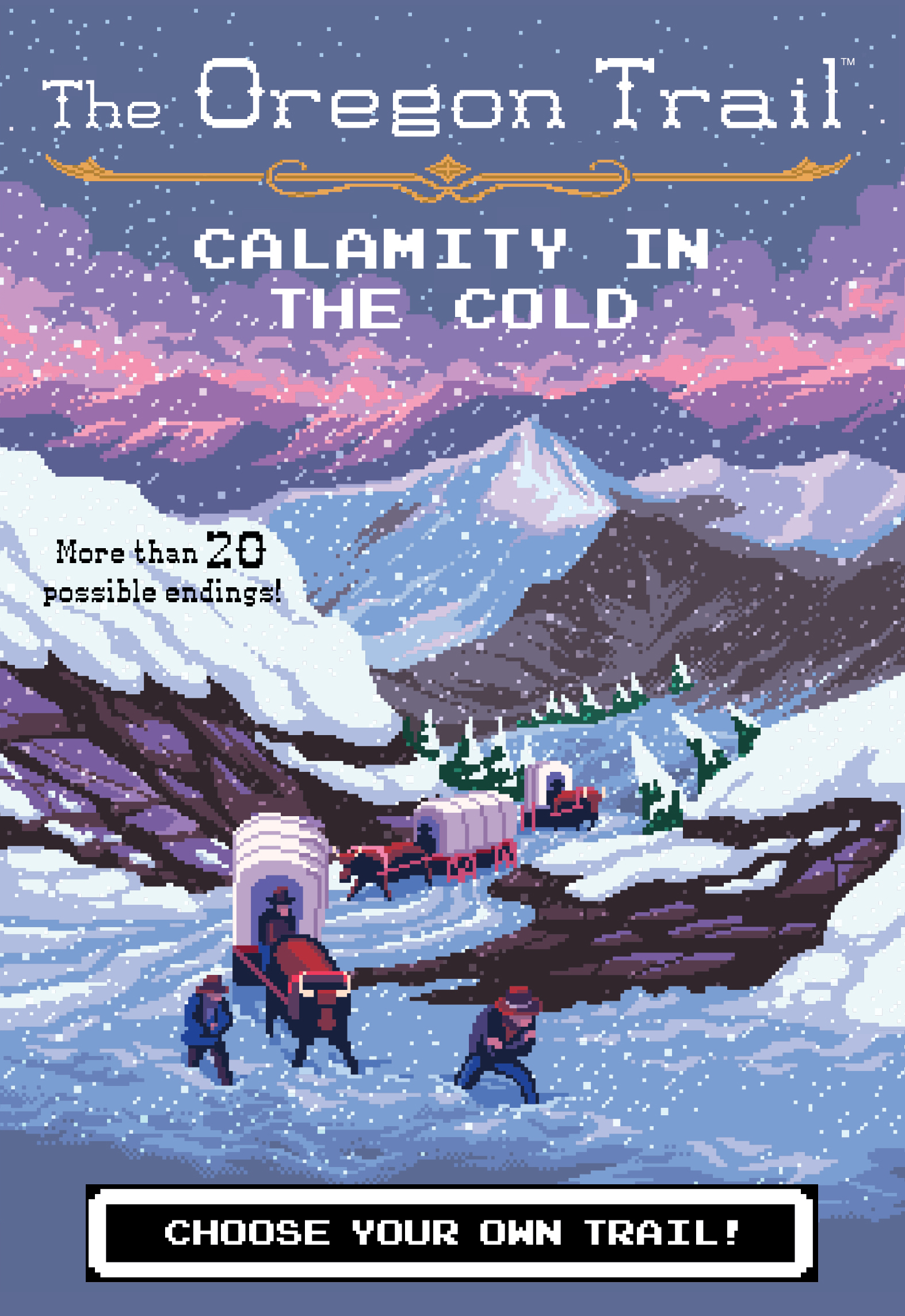 Calamity in the Cold-9780358040606