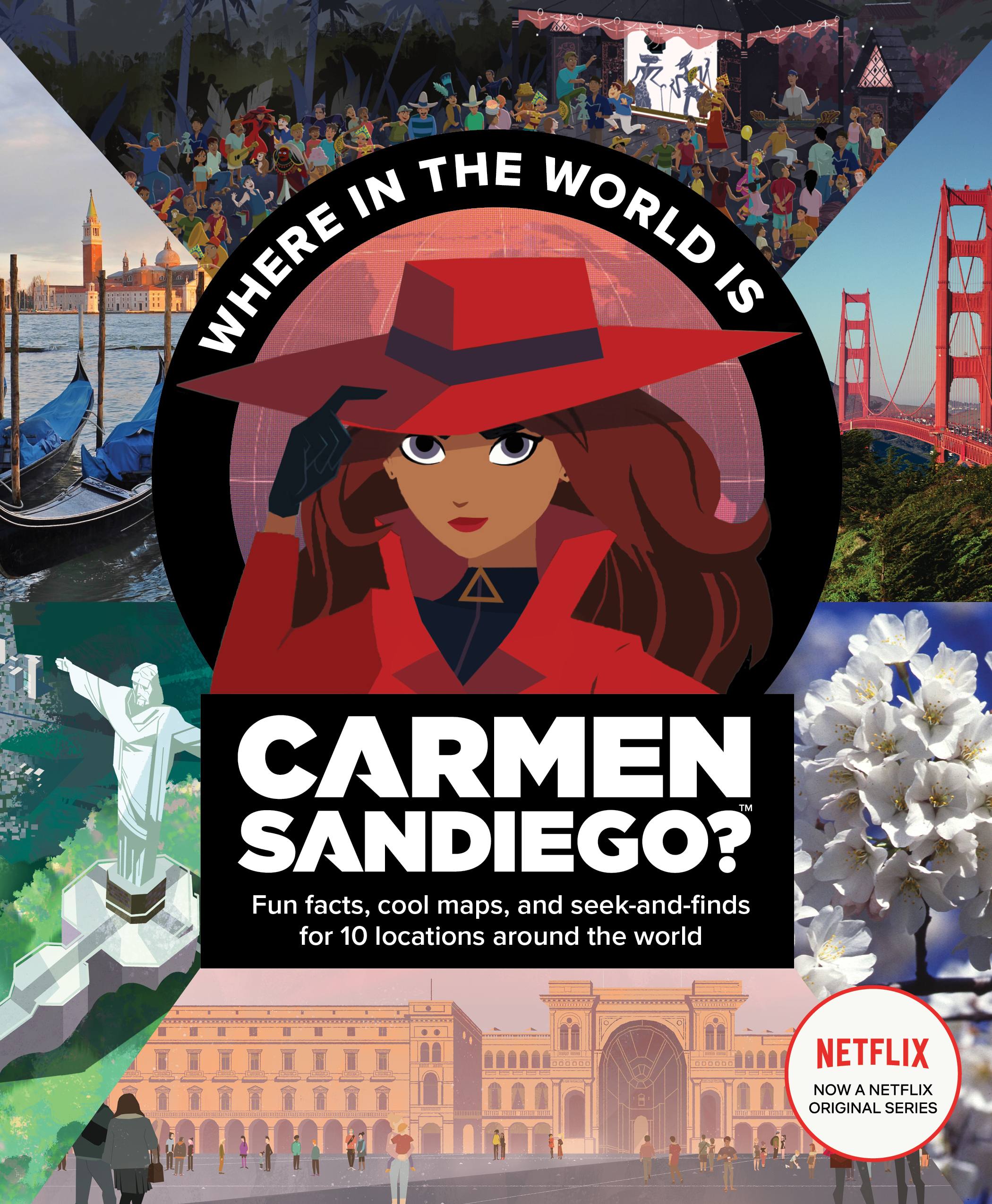 Where in the World is Carmen Sandiego?-9780358051732