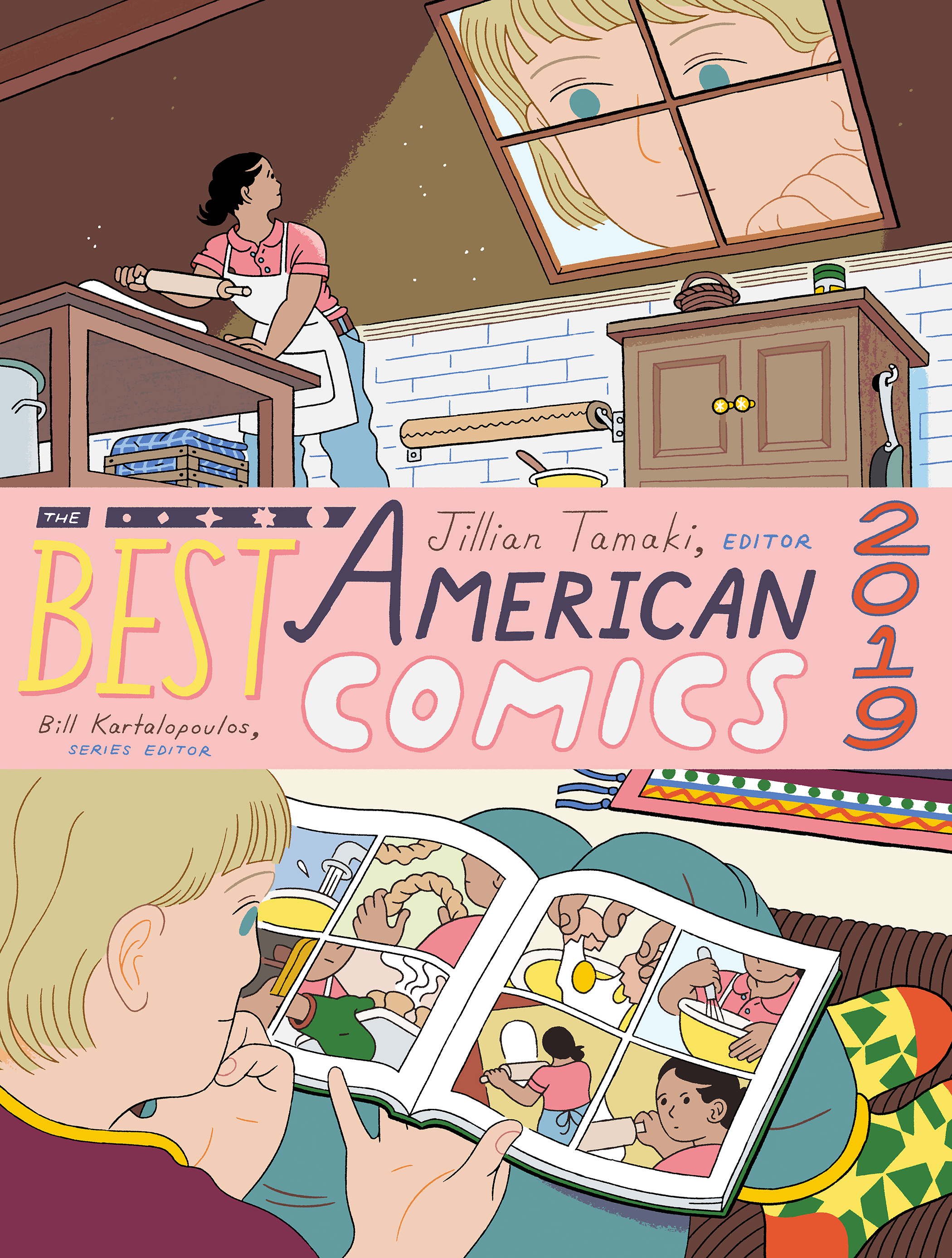 The Best American Comics 2019-9780358067283