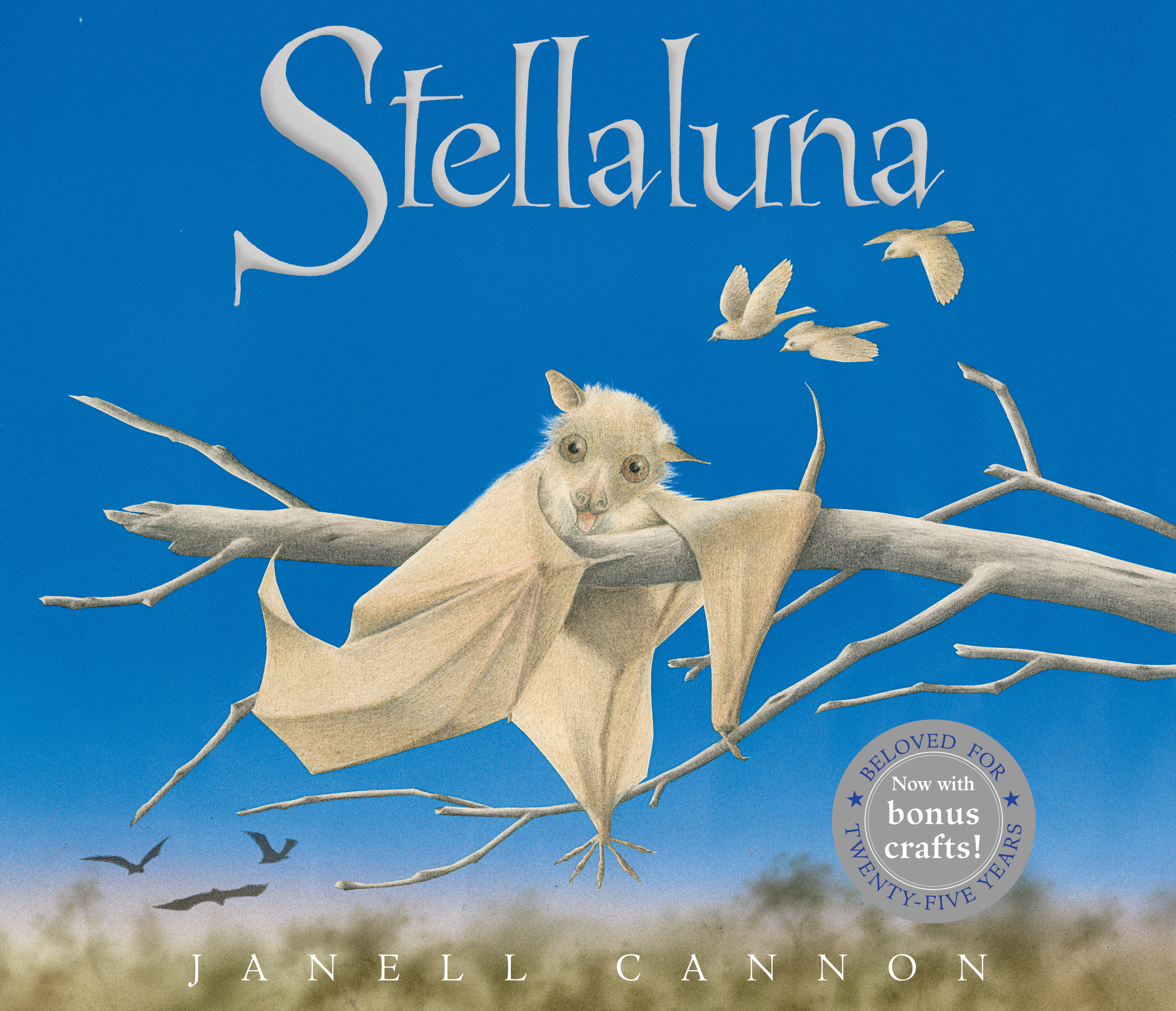 Stellaluna (lap board book)-9780358086994