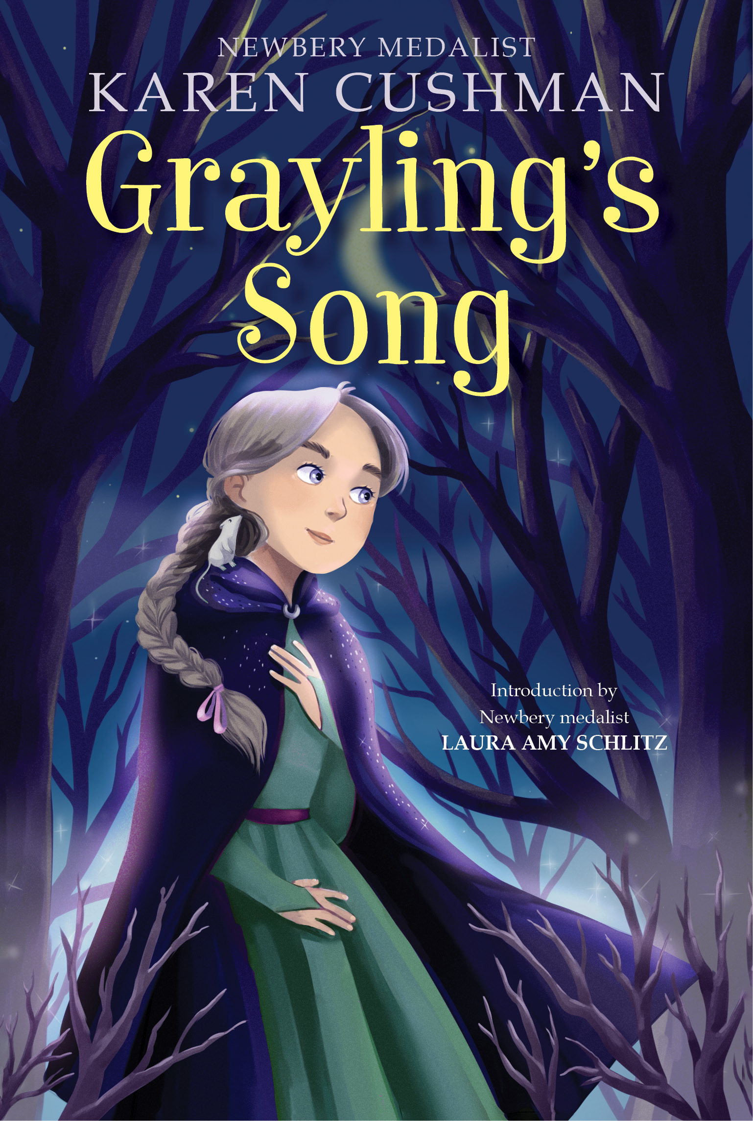 Grayling's Song-9780358097488