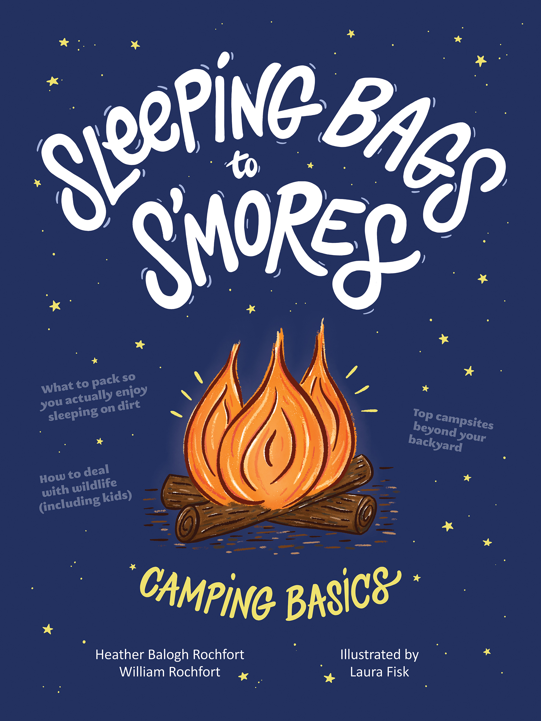 Sleeping Bags to S'mores-9780358100317