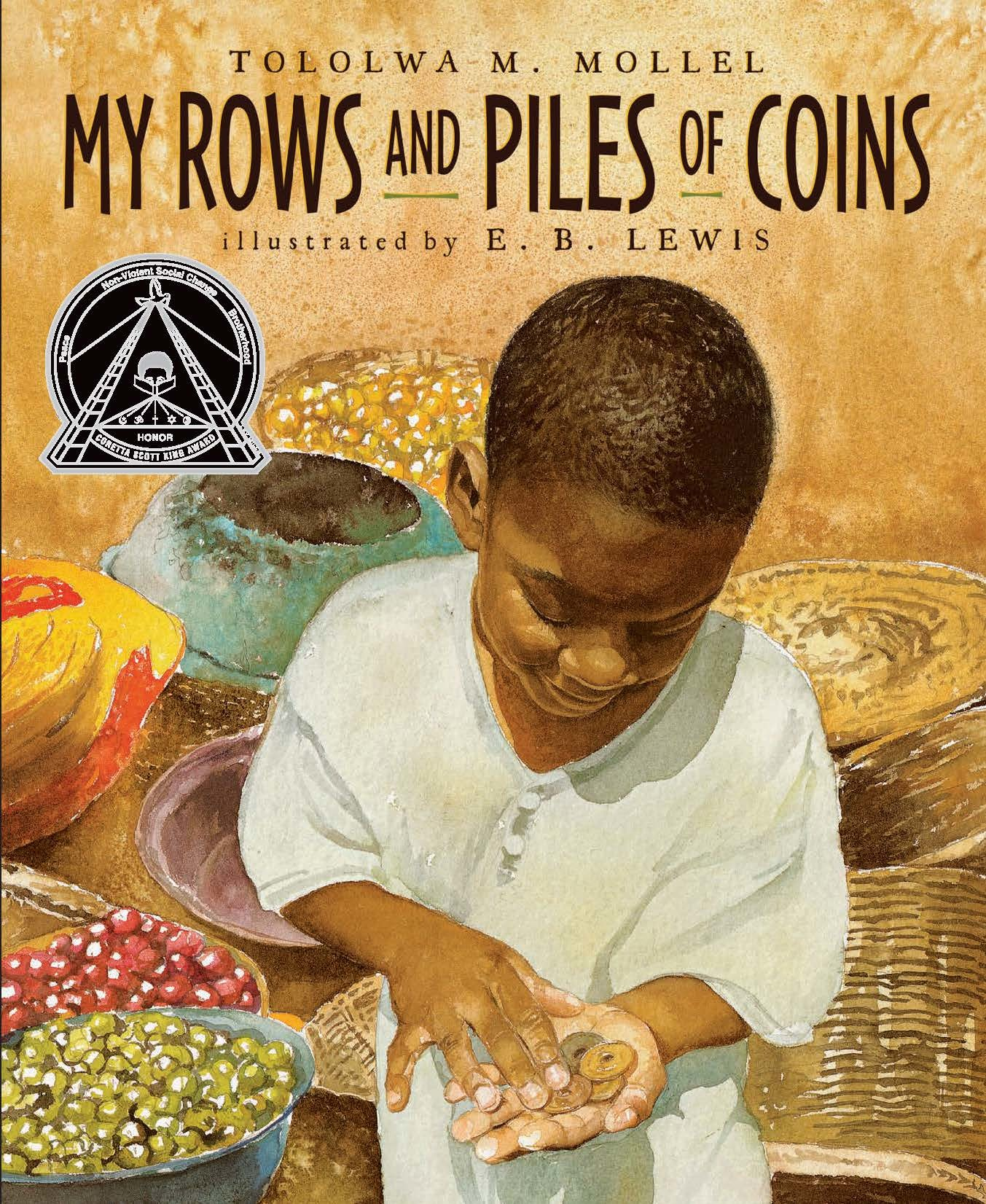 My Rows and Piles of Coins-9780358124474