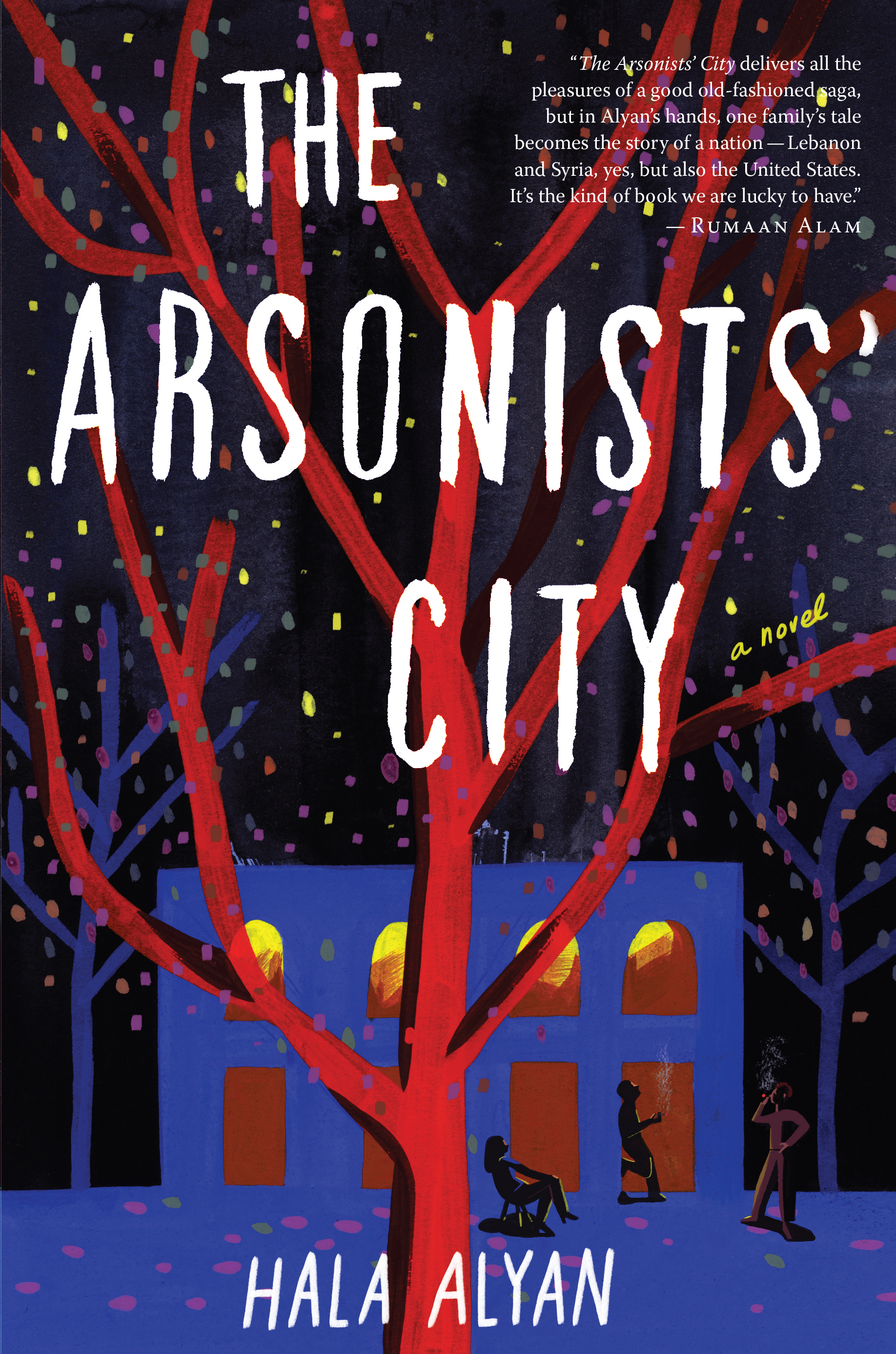 The Arsonists' City-9780358126553