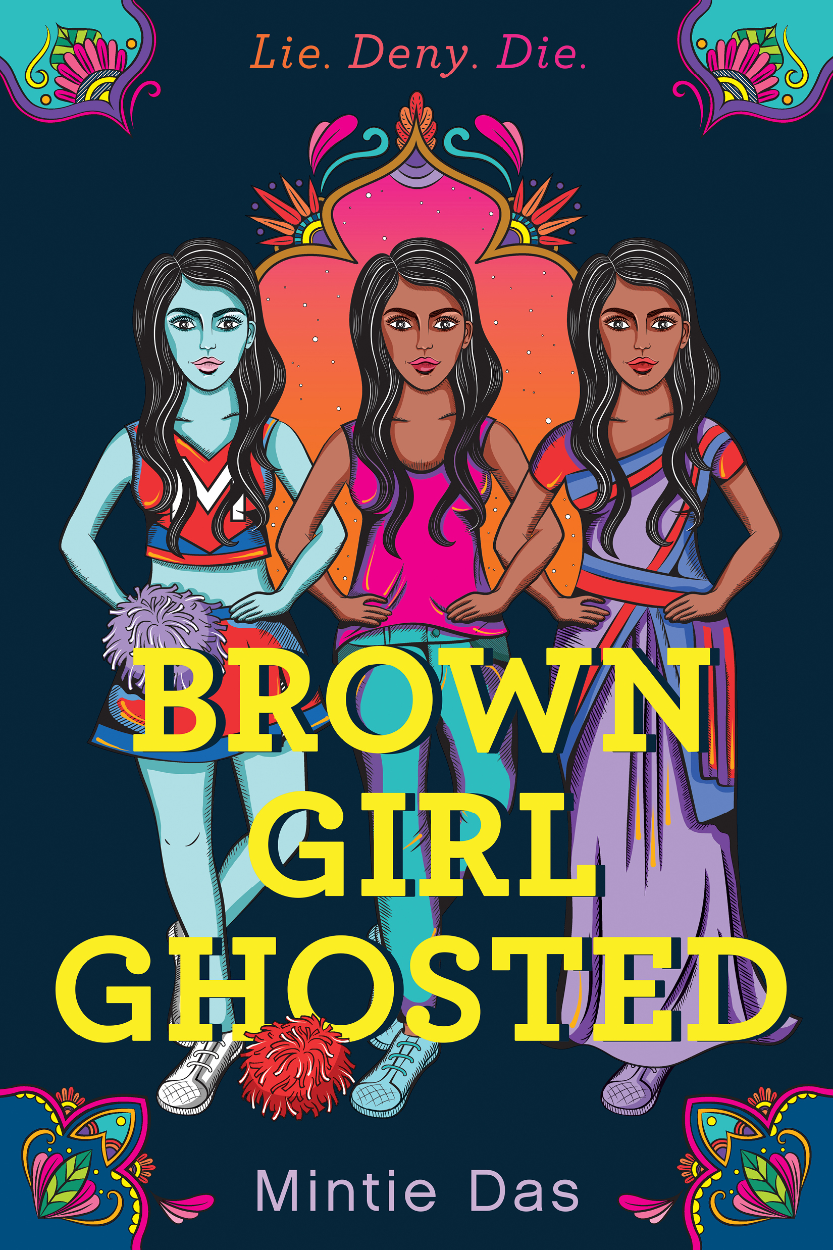Brown Girl Ghosted-9780358128892