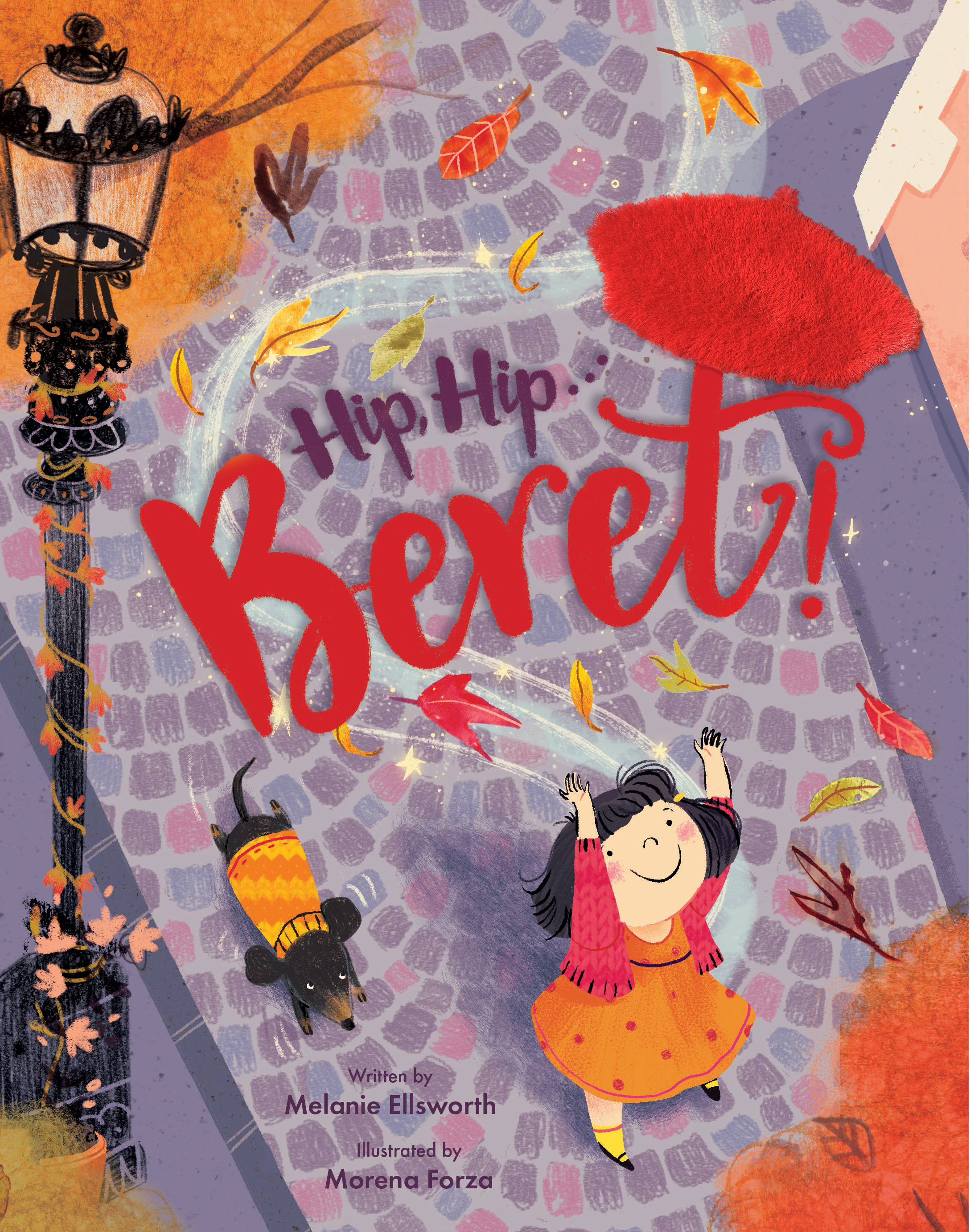 Hip, Hip . . . Beret! (touch-and-feel storybook)-9780358137283