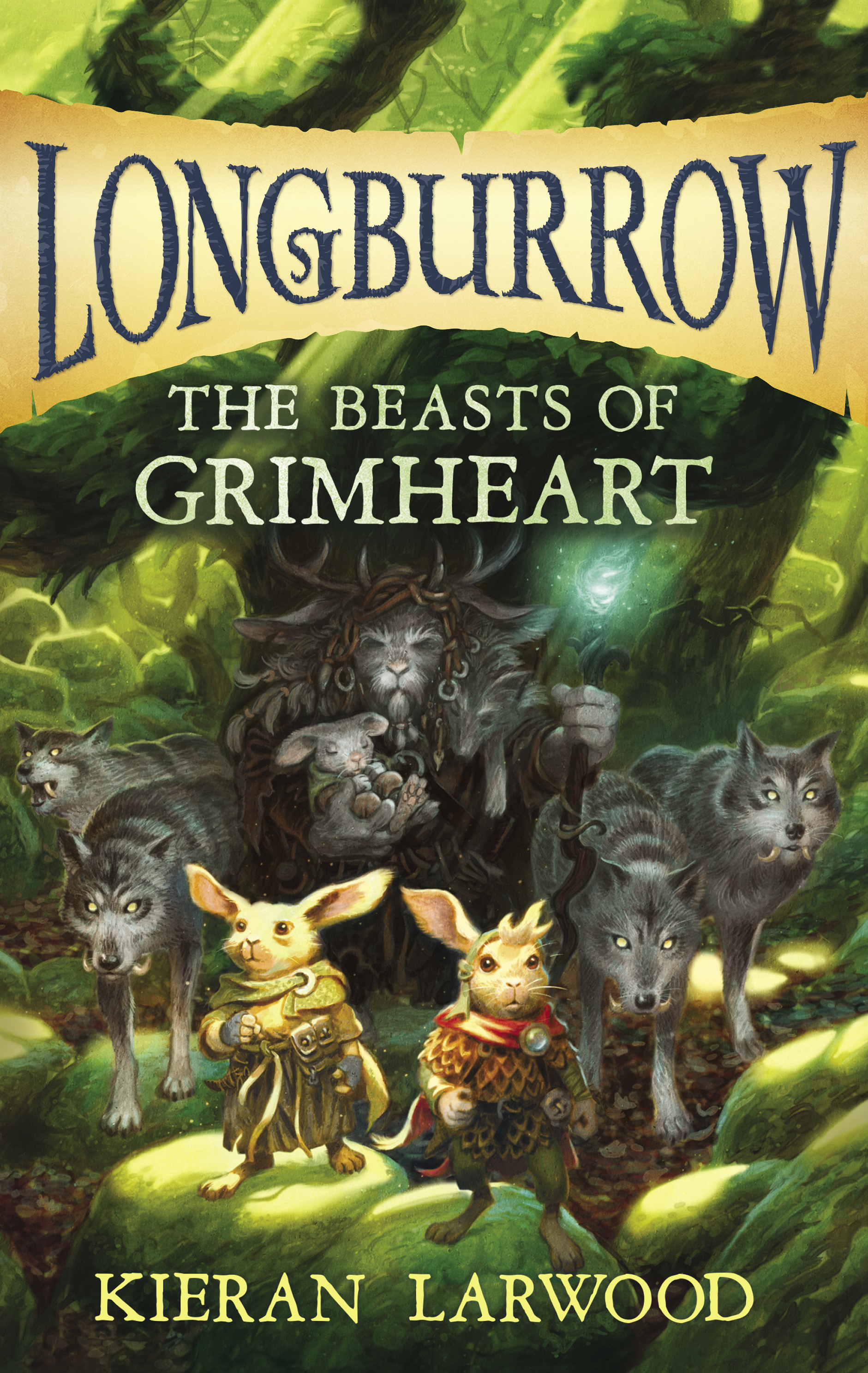 The Beasts of Grimheart-9780358206927