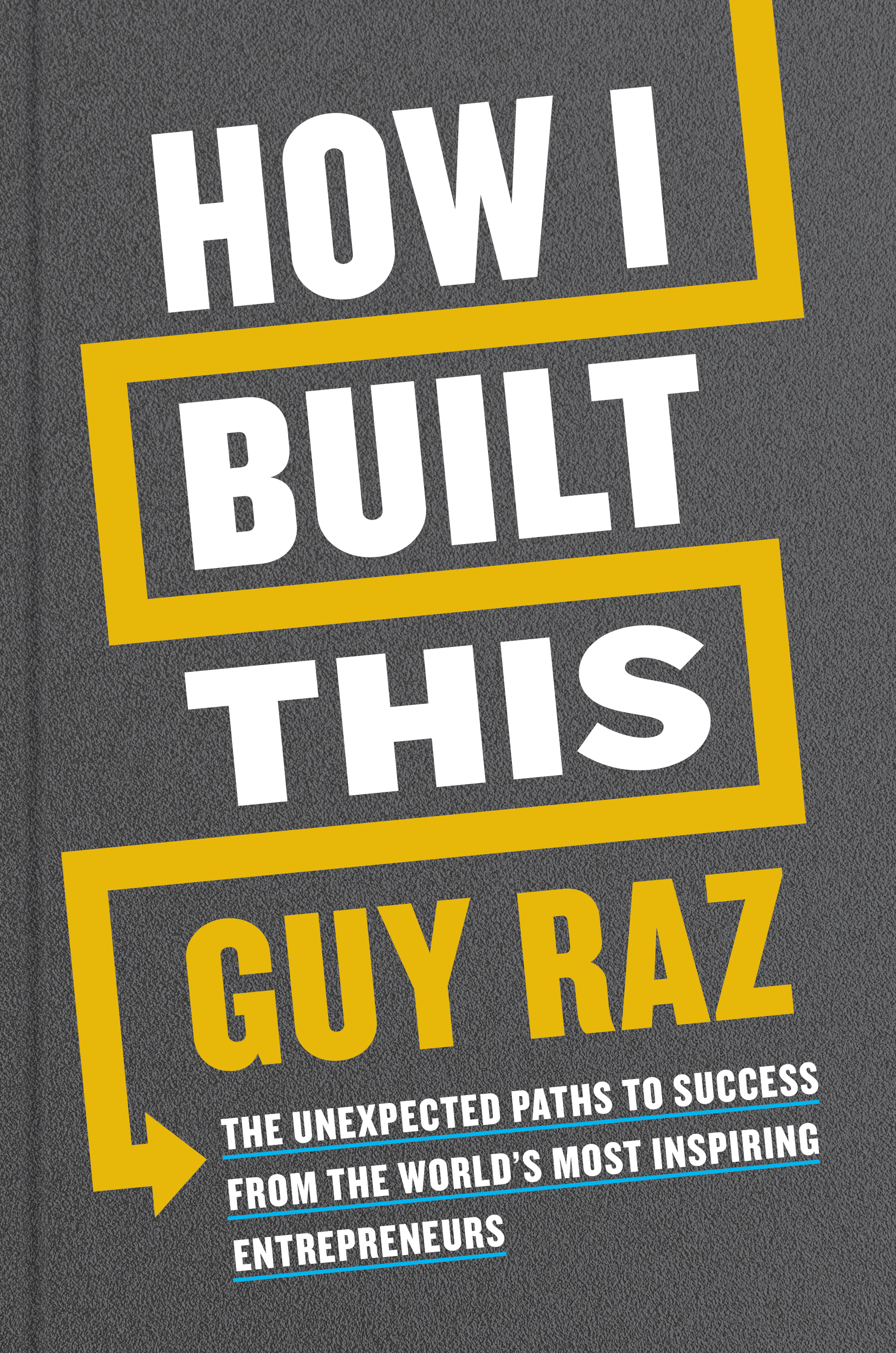 How I Built This-9780358216766