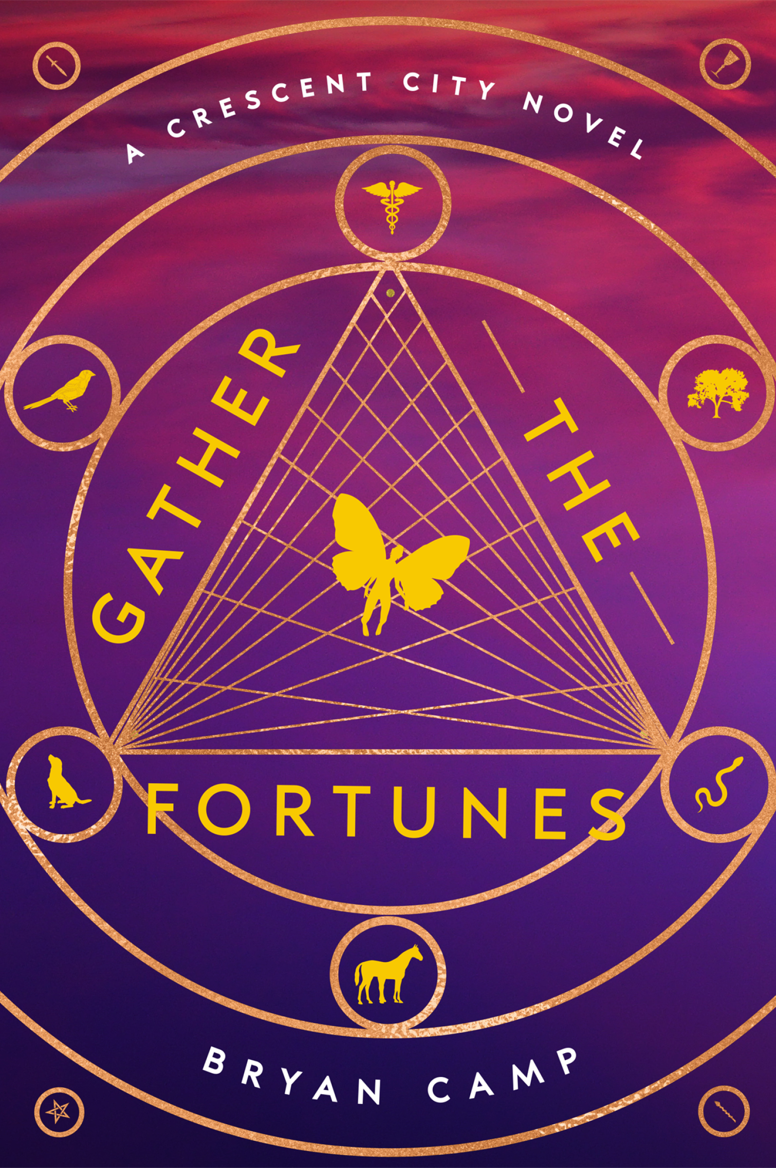 Gather the Fortunes-9780358299318
