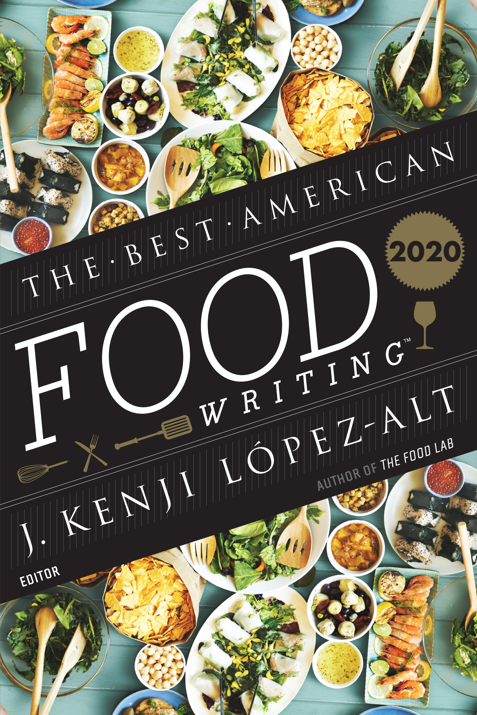 The Best American Food Writing 2020-9780358344582