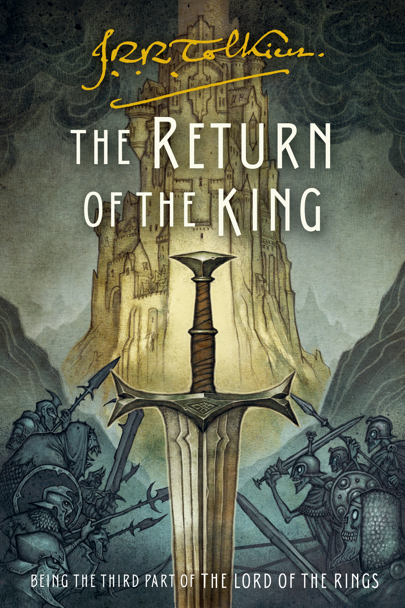 The Return of the King-9780358380252
