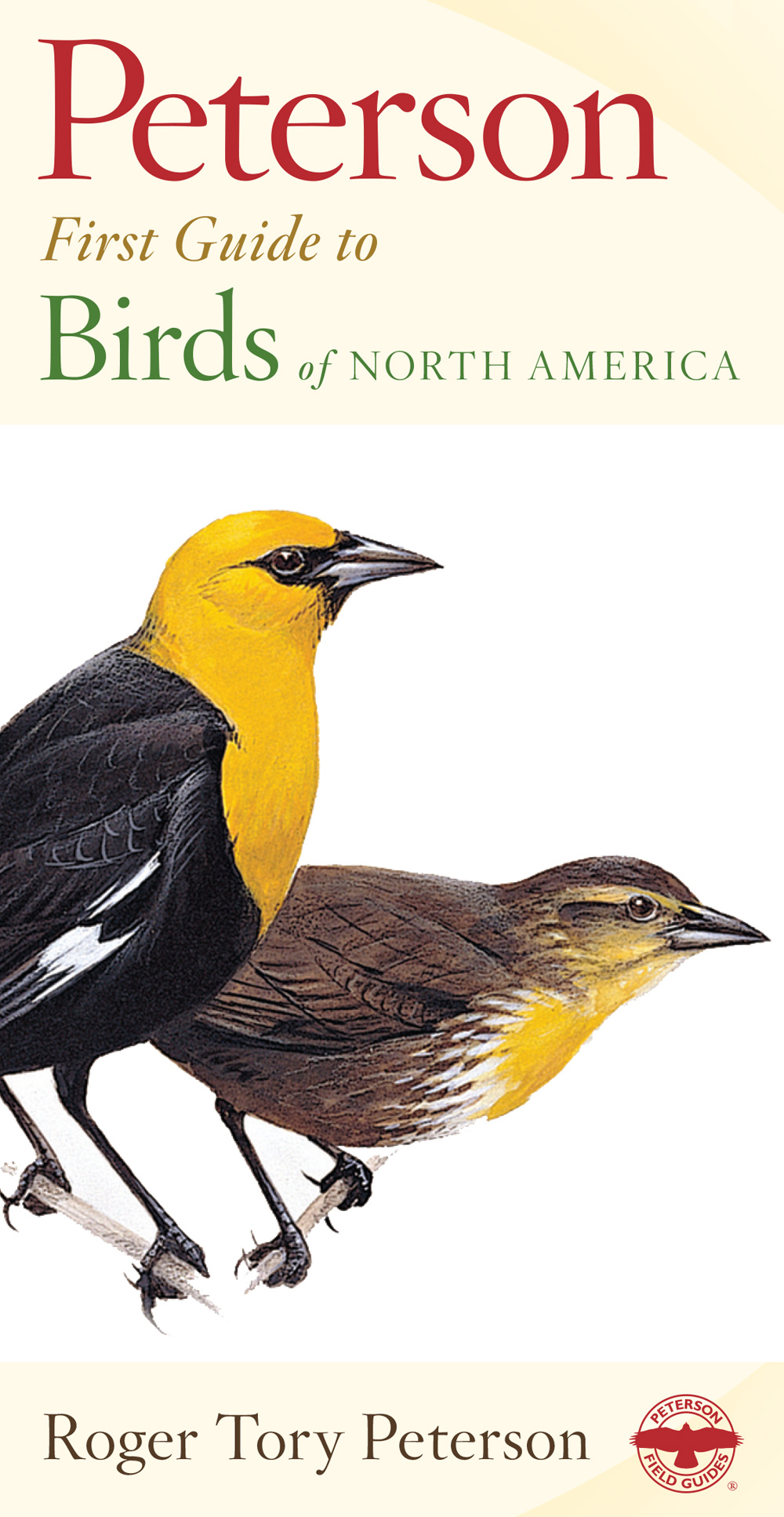 Peterson First Guide to Birds of North America-9780395906668
