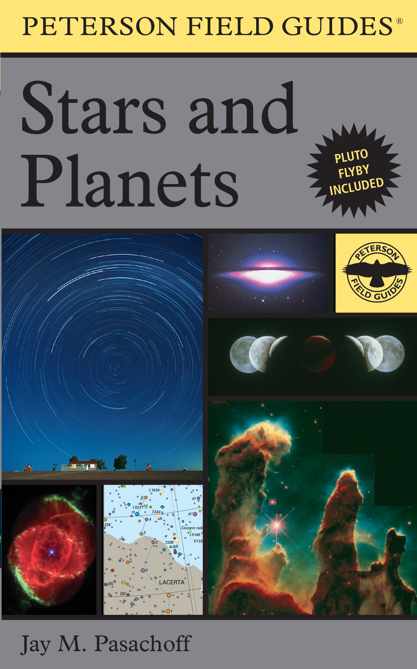 A Peterson Field Guide to Stars and Planets-9780395934319