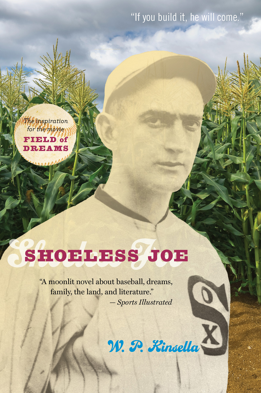 Shoeless Joe-9780395957738