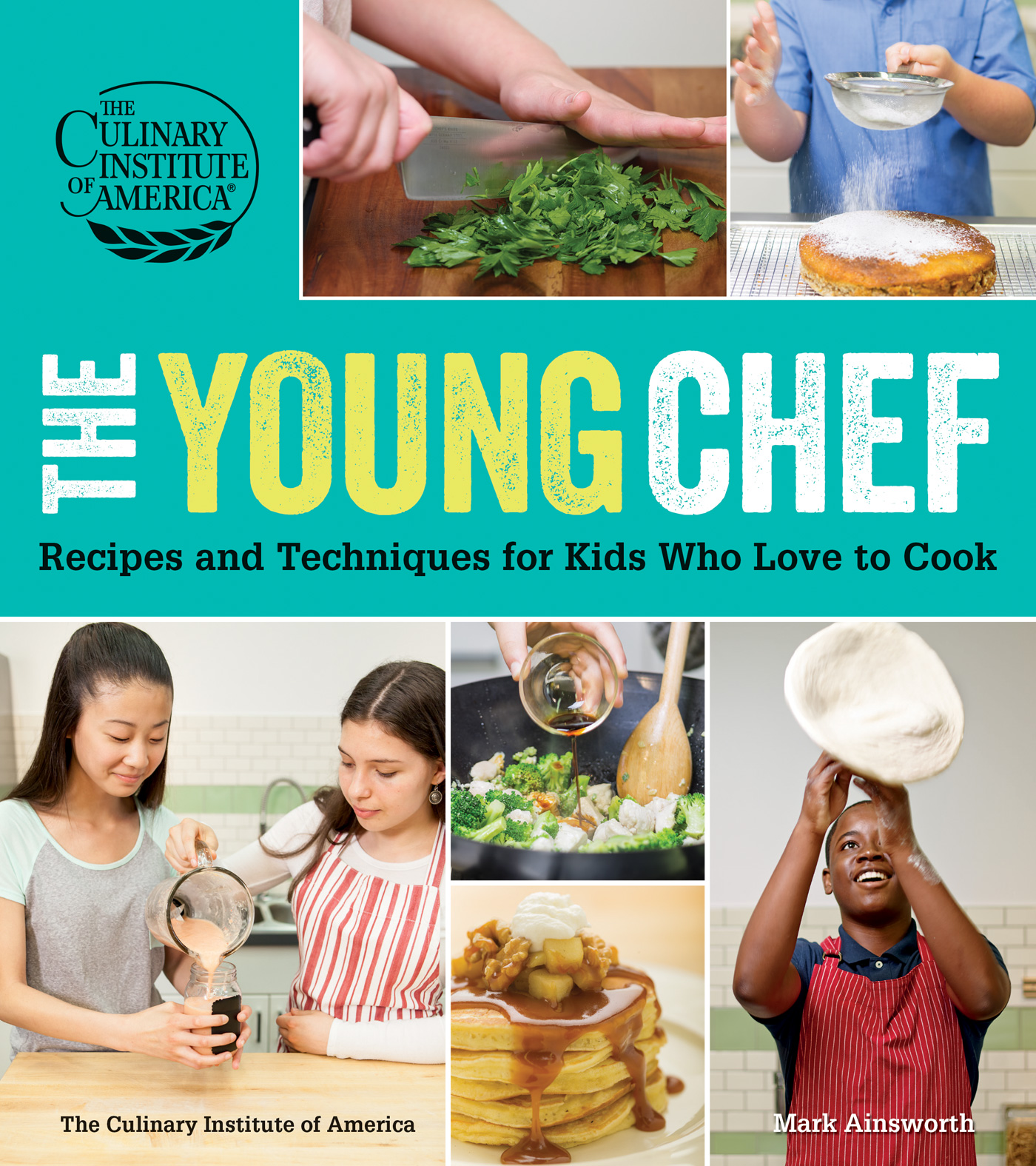 The Young Chef-9780470928660