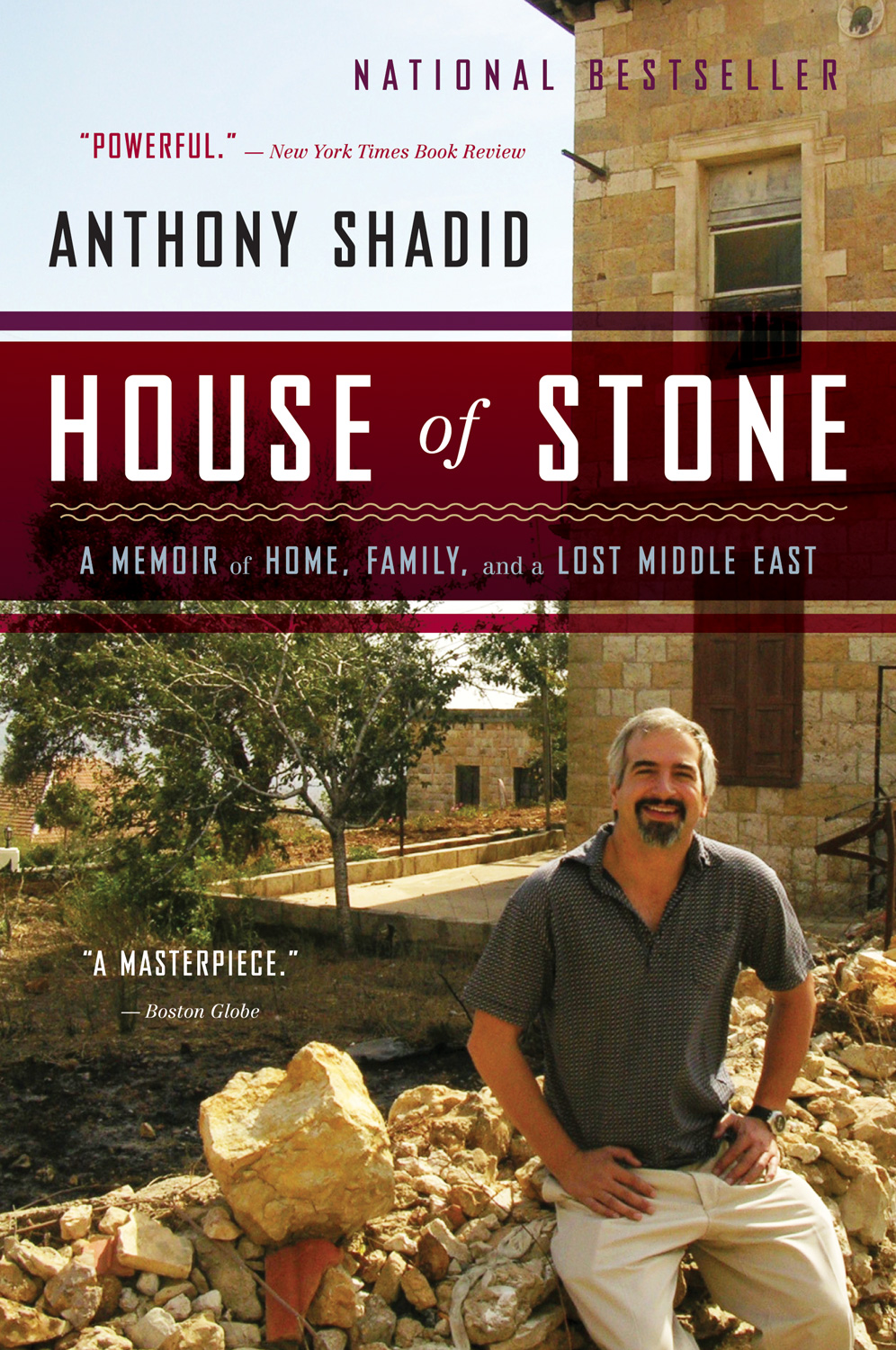 House of Stone-9780544002197