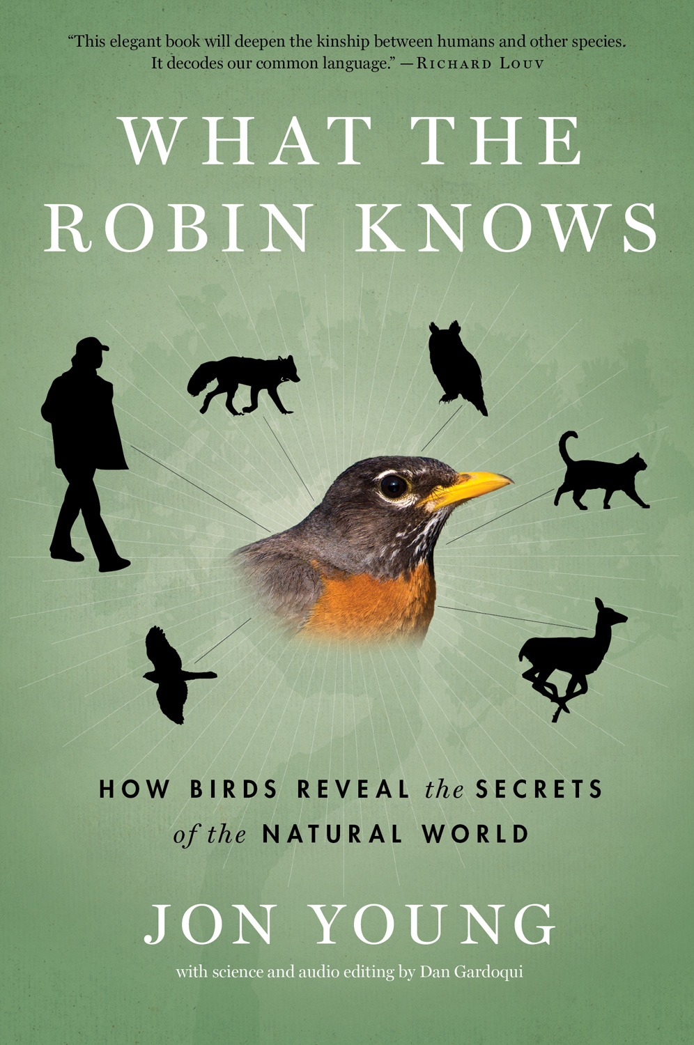 What the Robin Knows-9780544002302