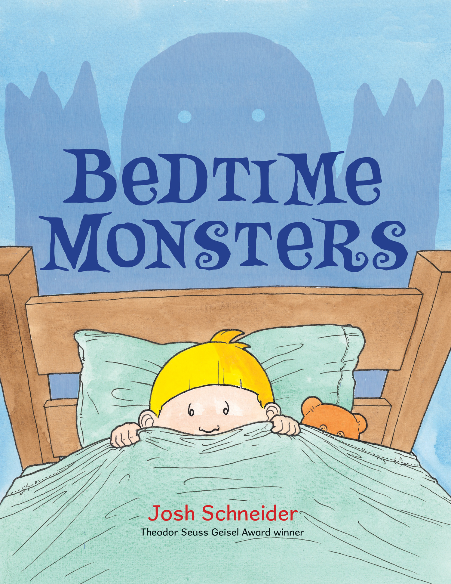 Bedtime Monsters-9780544002708