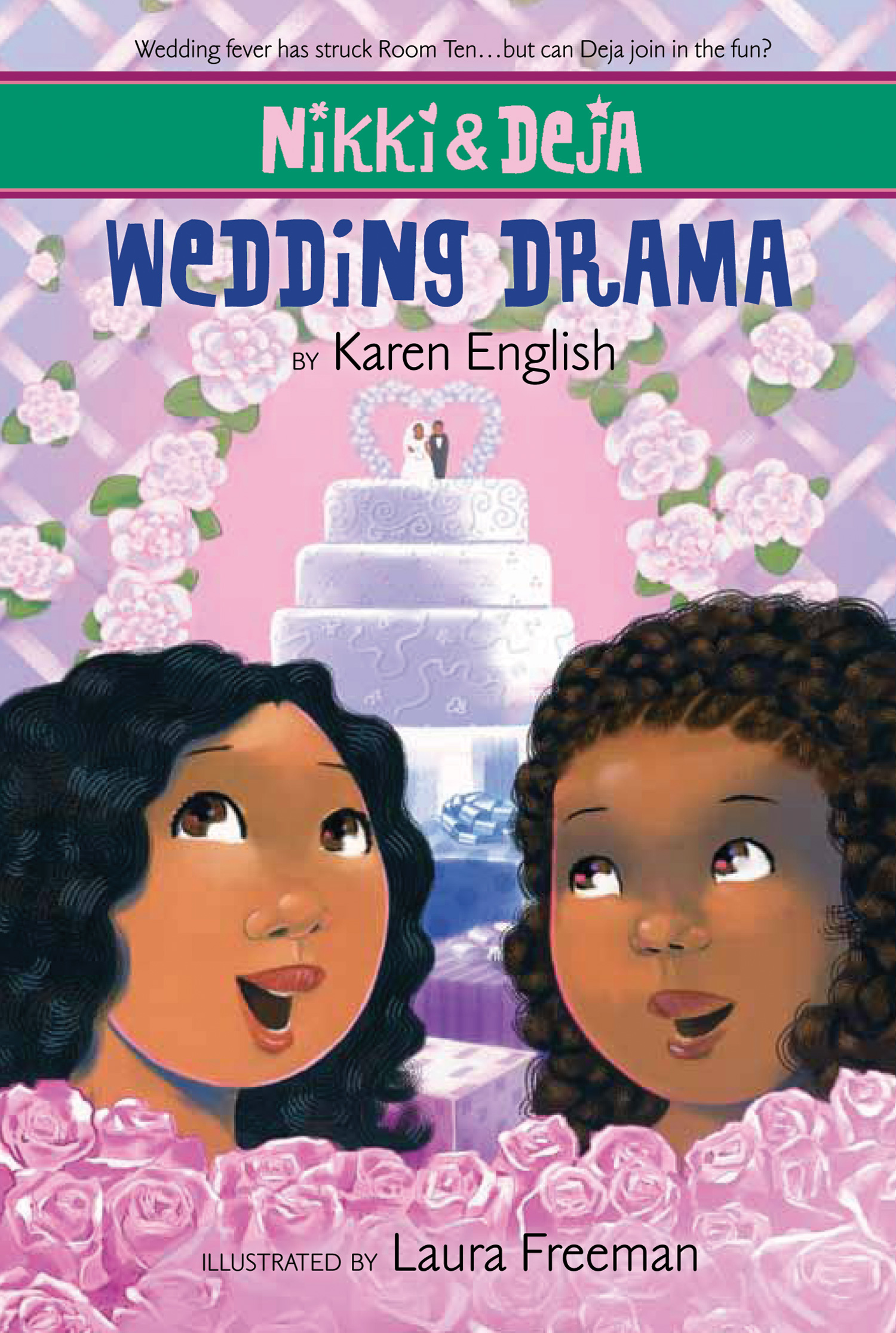 Nikki and Deja: Wedding Drama-9780544003248