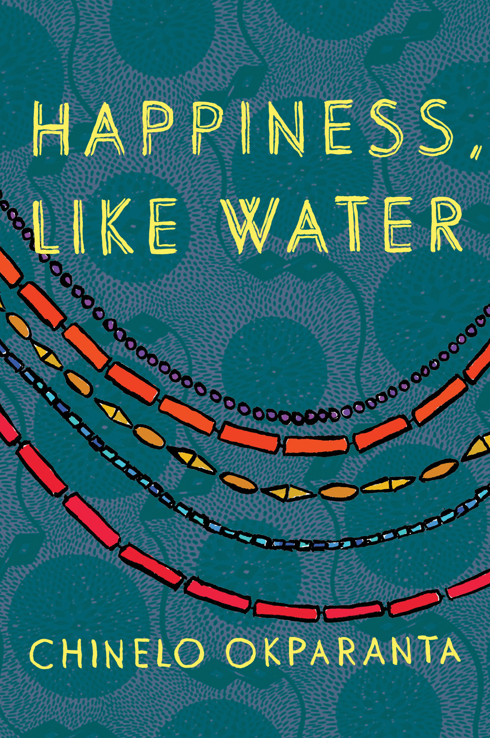Happiness, Like Water-9780544003453
