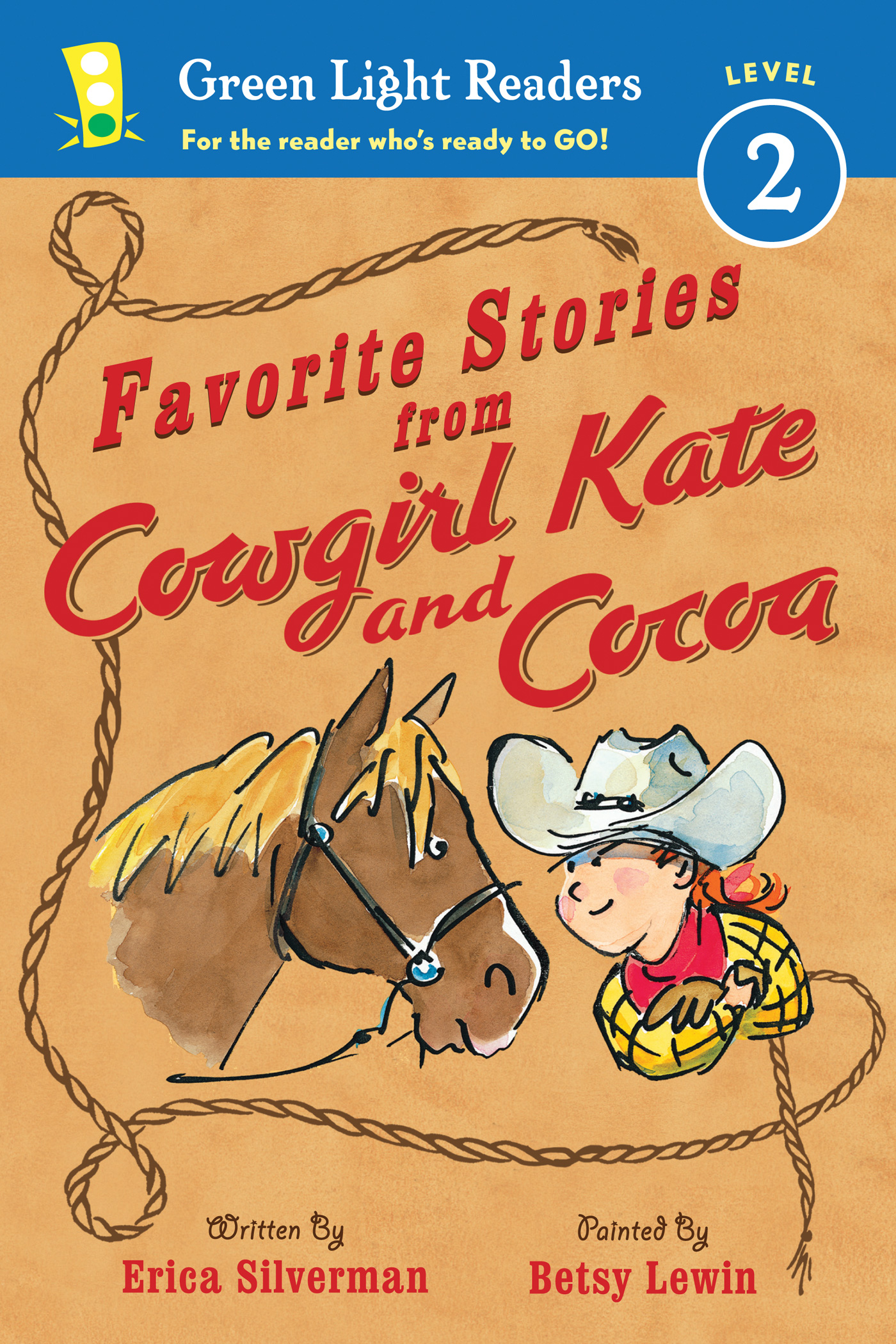 Favorite Stories from Cowgirl Kate and Cocoa-9780544022676