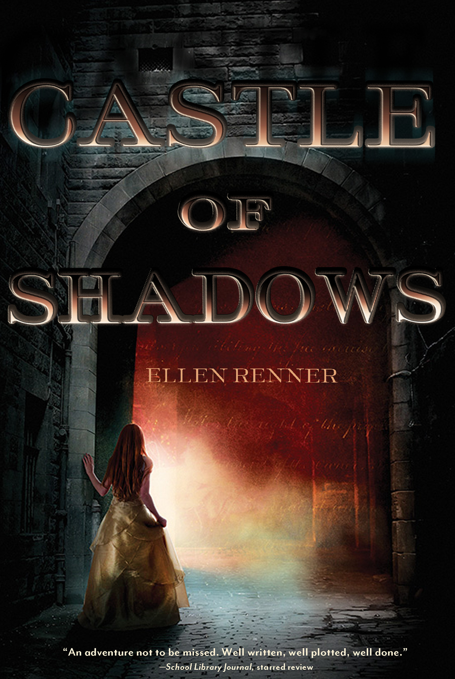 Castle of Shadows-9780544022706