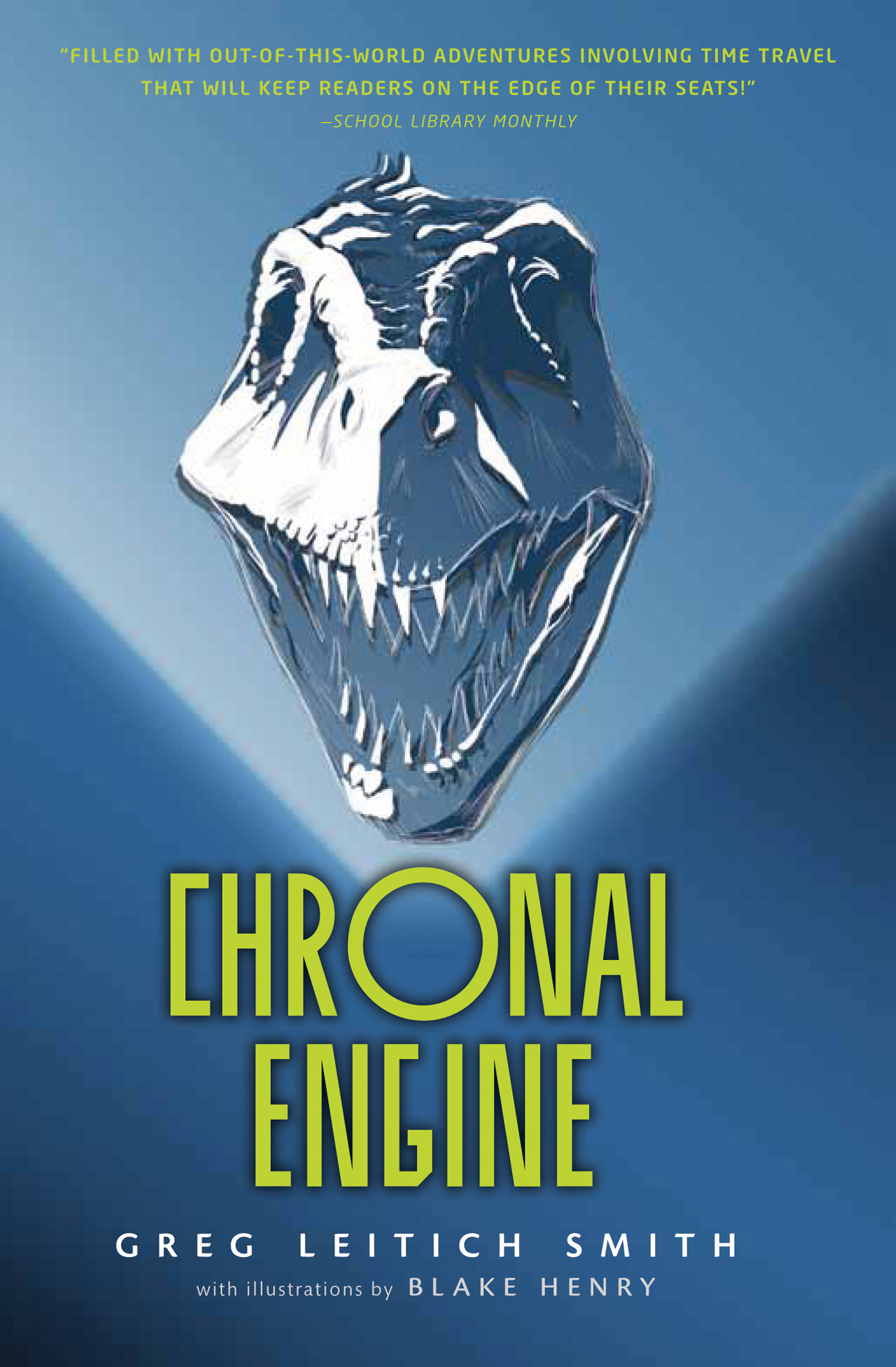 Chronal Engine-9780544022775