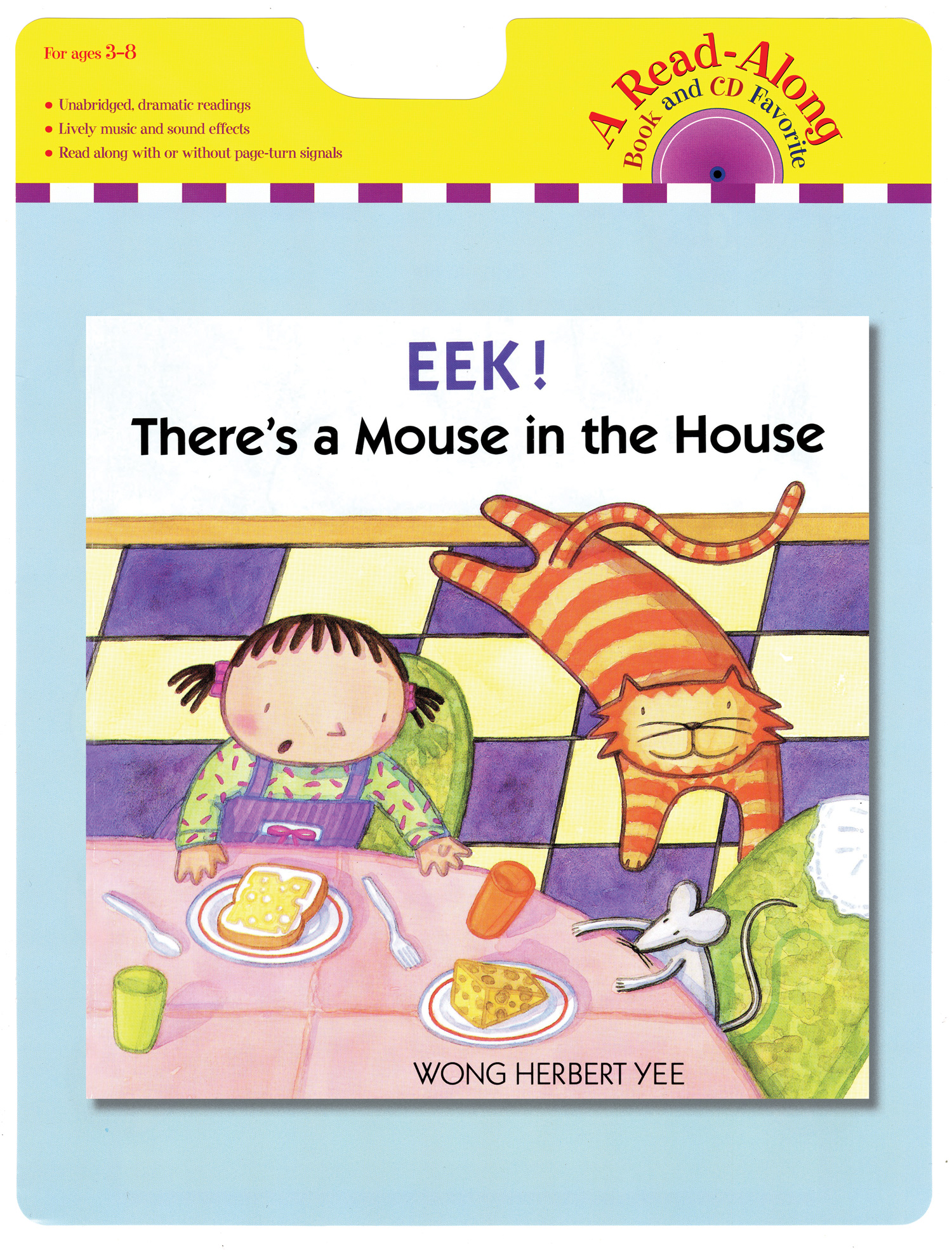 Eek! There's a Mouse in the House-9780544022829